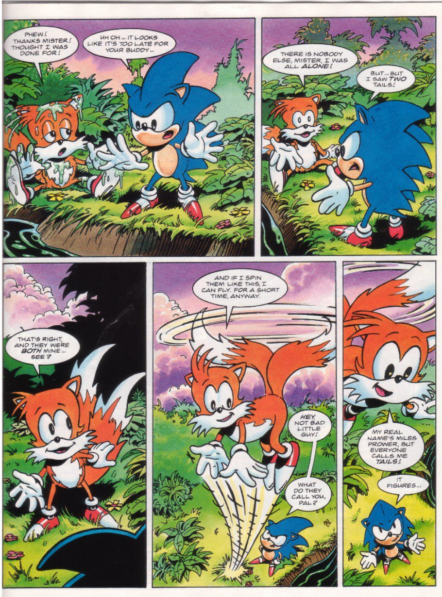 Read online Sonic the Comic comic -  Issue #27 - 22