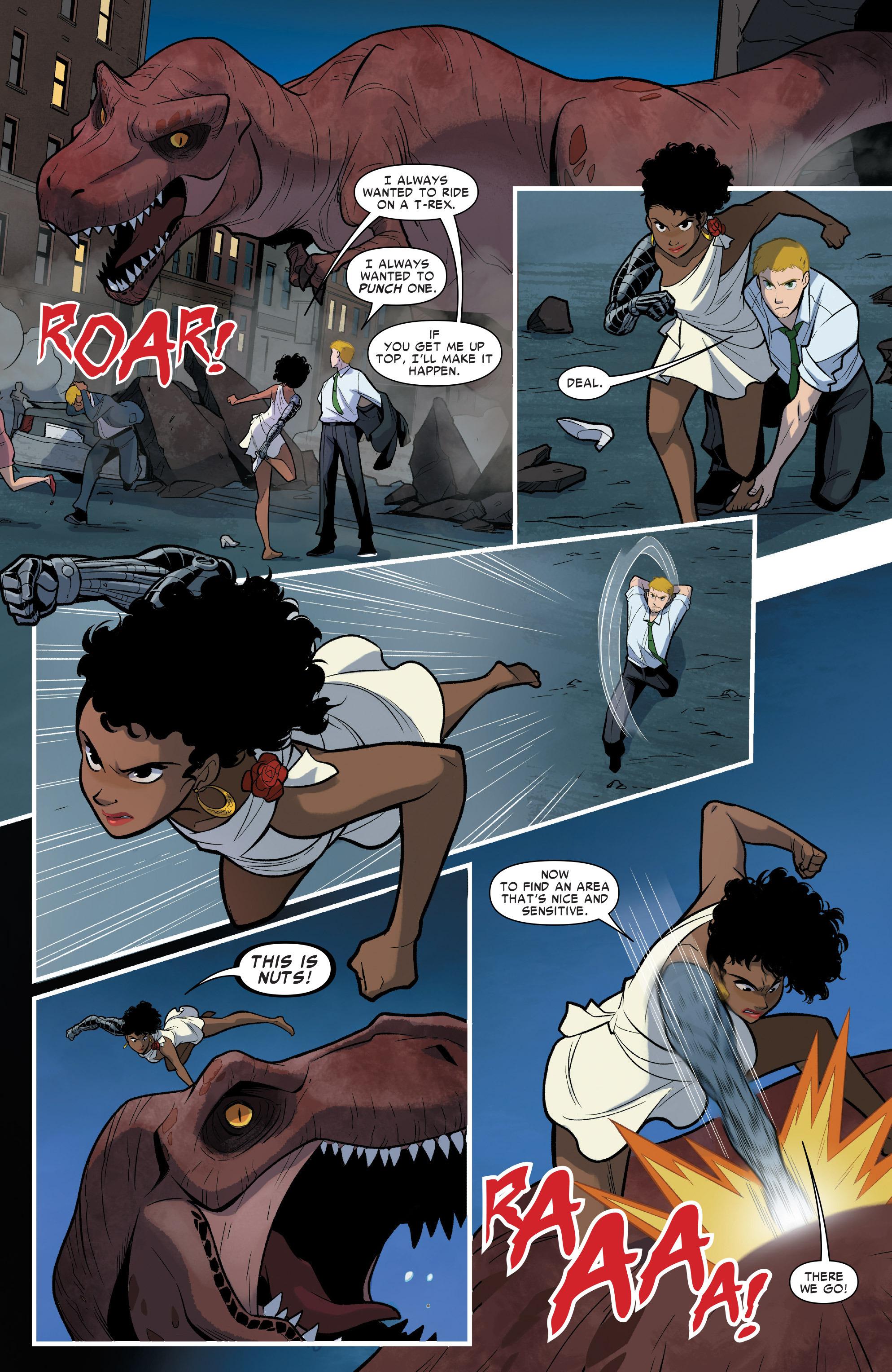 Read online Secret Wars: Secret Love comic -  Issue # Full - 21