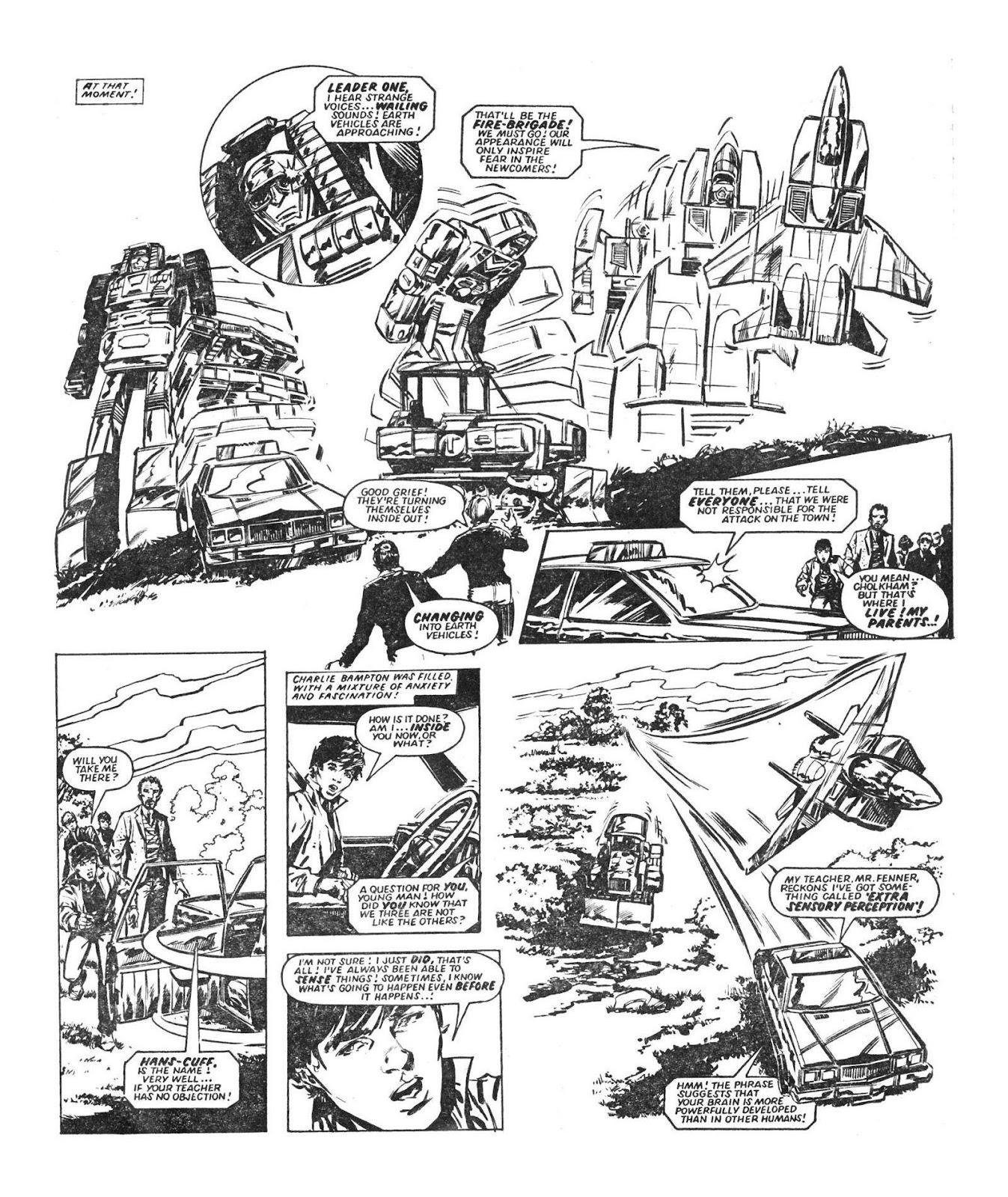 Read online Robo Machines comic -  Issue # TPB - 31