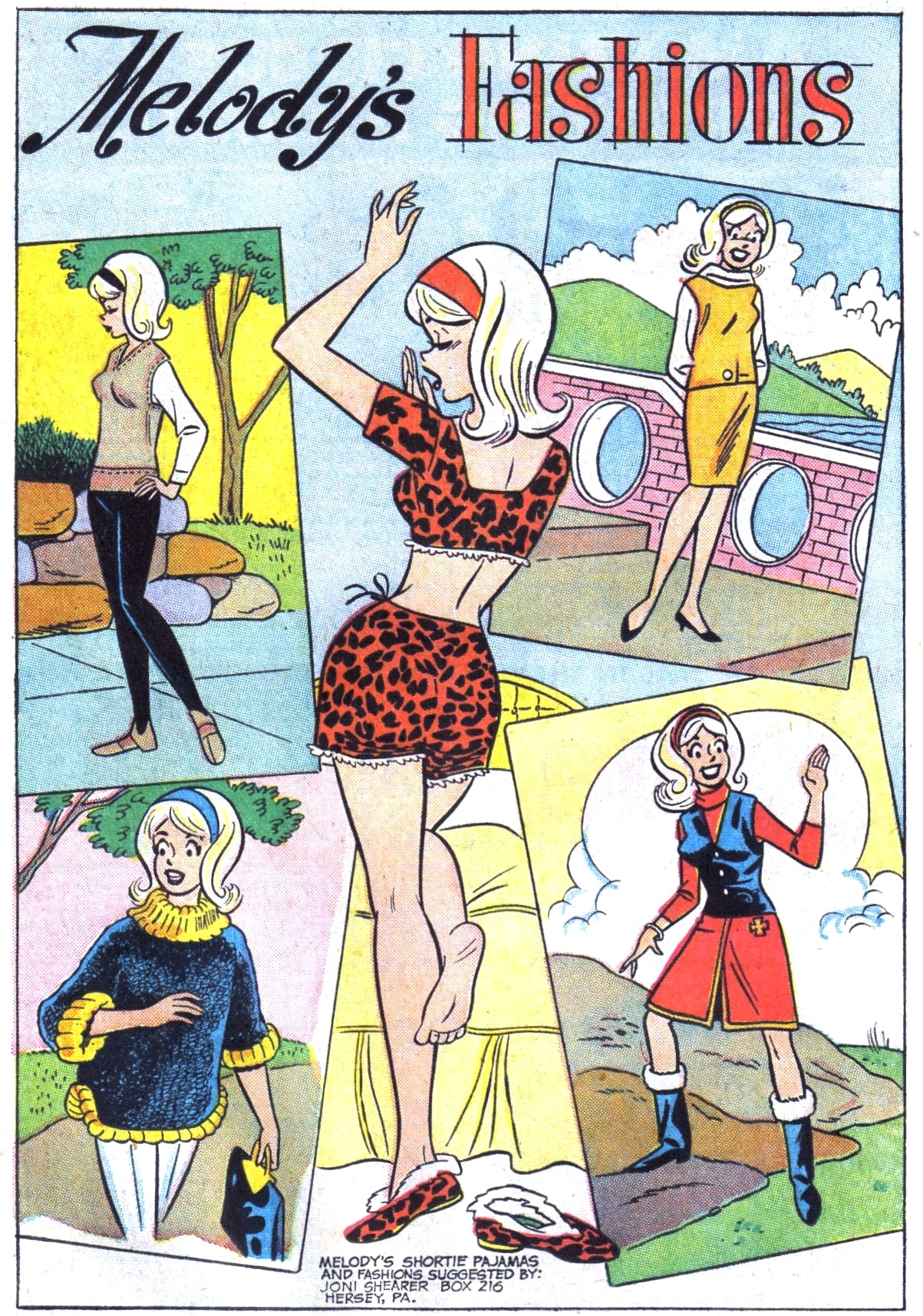 Read online She's Josie comic -  Issue #5 - 11