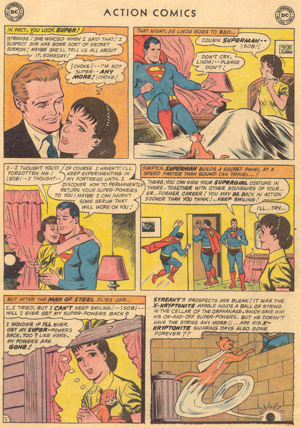 Read online Action Comics (1938) comic -  Issue #279 - 24