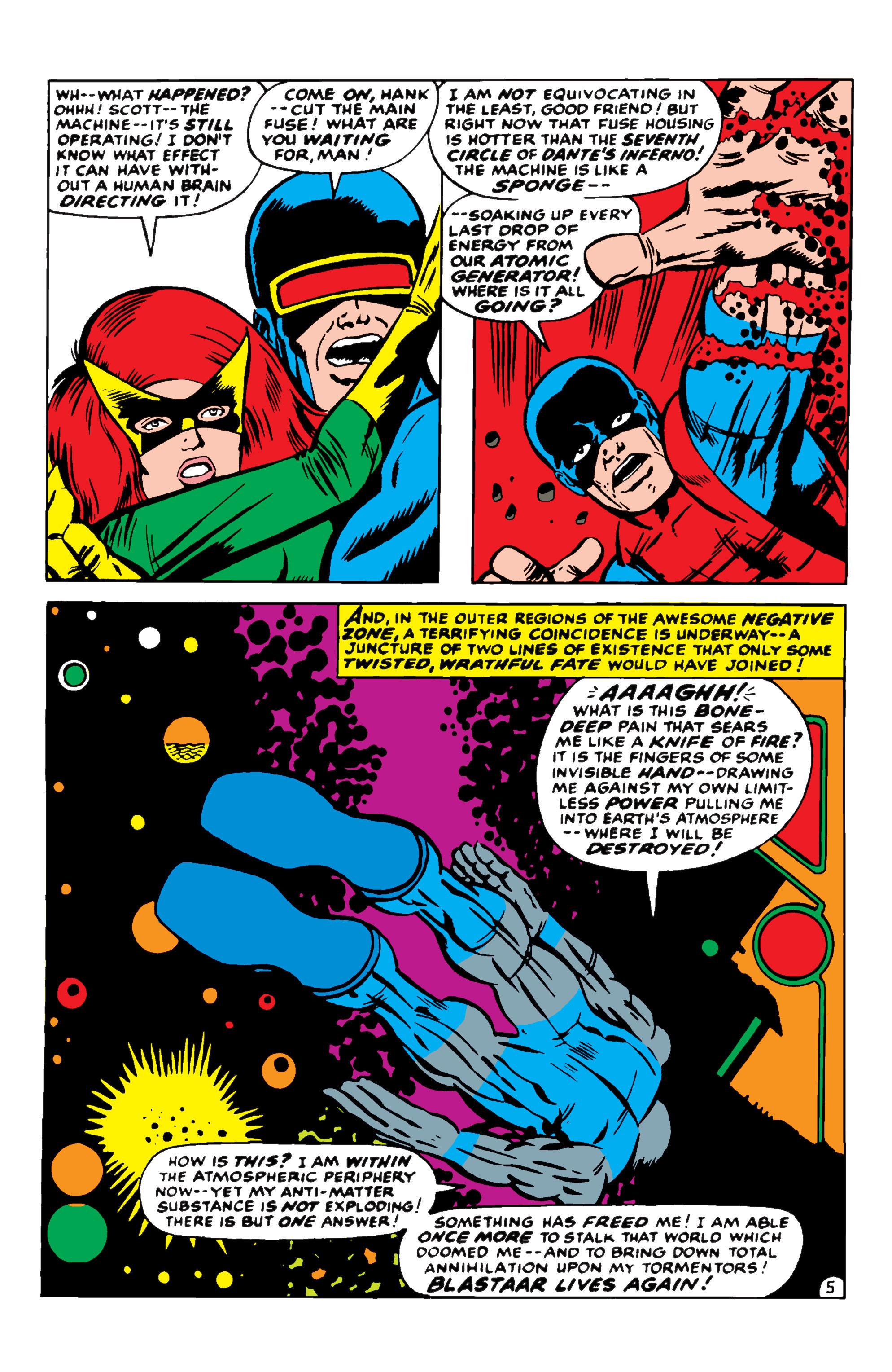 Uncanny X-Men (1963) 53 Page 5