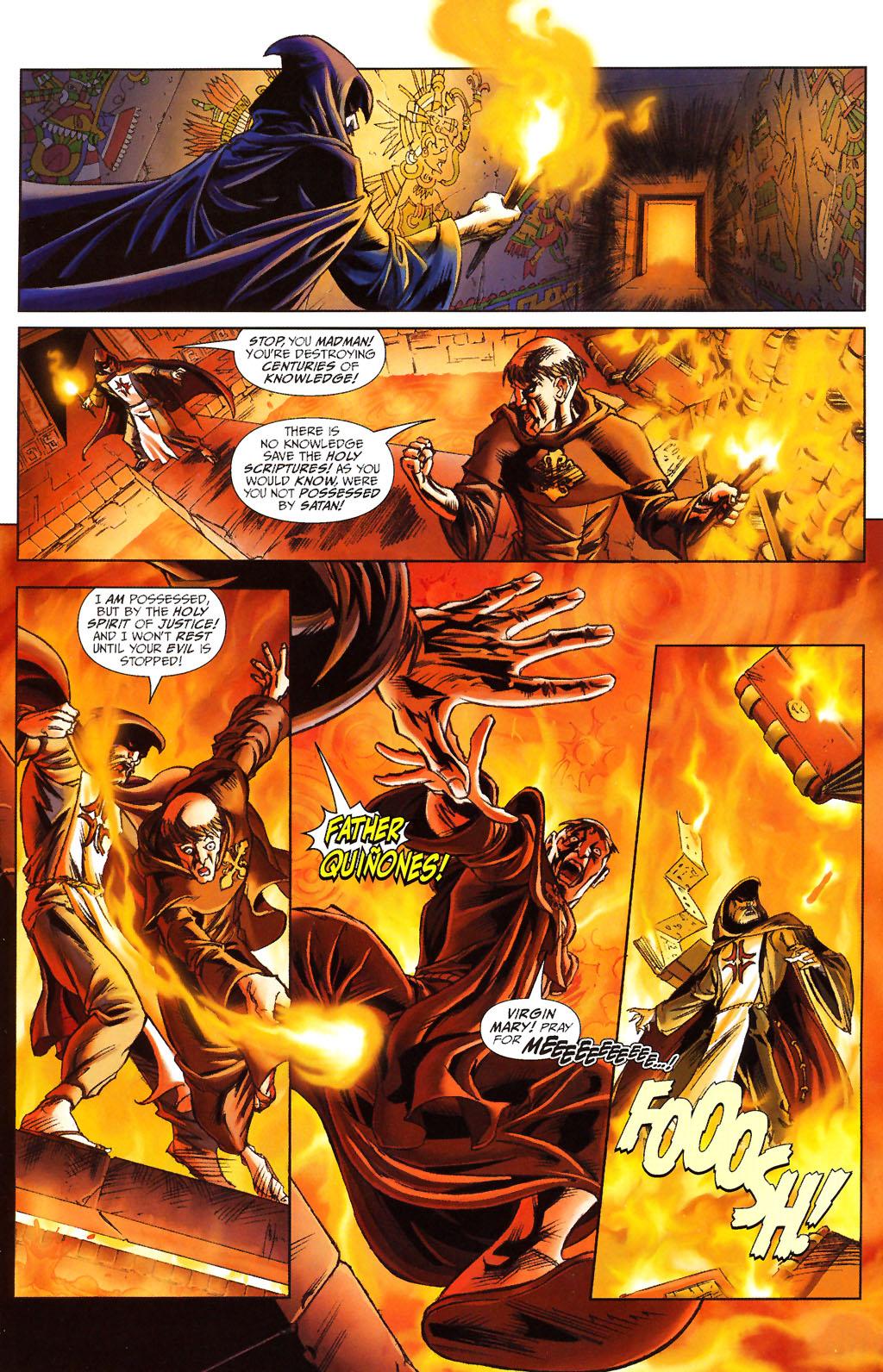 Read online ShadowHawk (2005) comic -  Issue #13 - 9