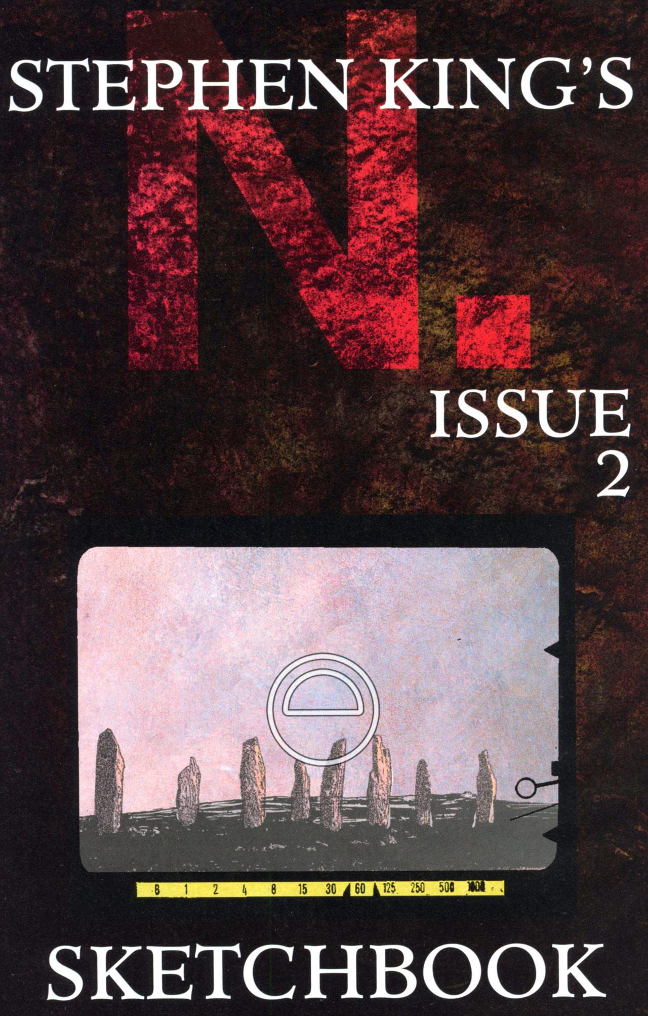 Read online Stephen King's N. comic -  Issue #2 - 26