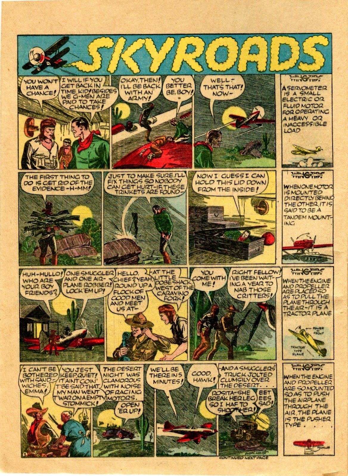 Read online Famous Funnies comic -  Issue #56 - 12