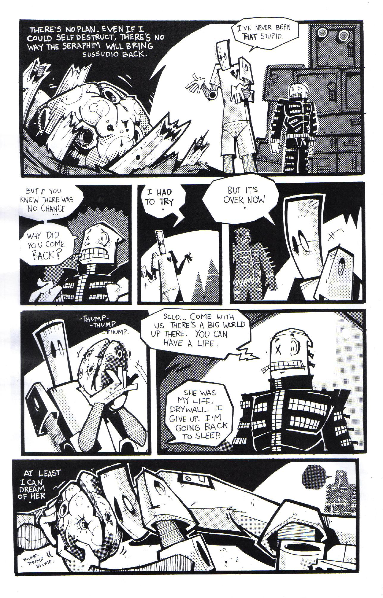 Read online Scud: The Disposable Assassin (2008) comic -  Issue #3 - 22