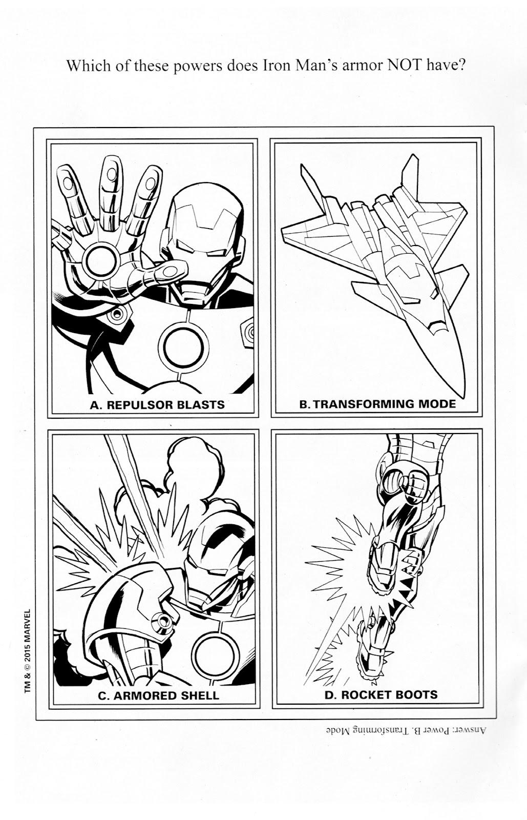 Read online Marvel Universe Avengers Assemble Season 2 comic -  Issue #7 - 21