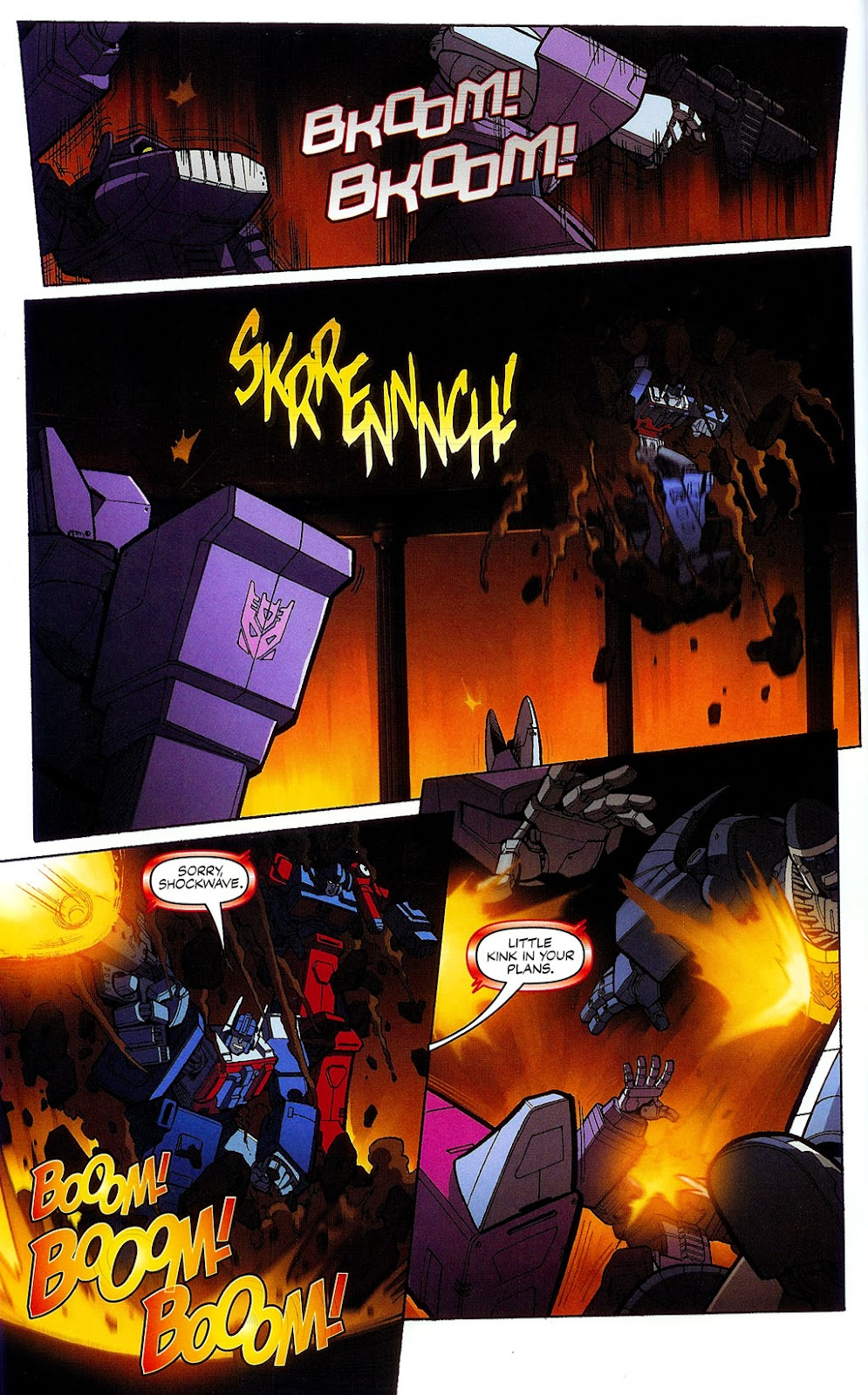 G.I. Joe vs. The Transformers II Issue #1 #2 - English 27
