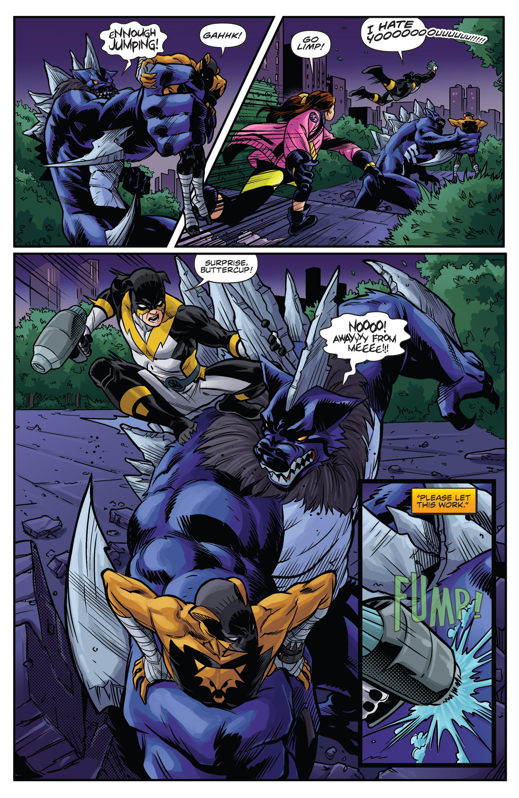 Read online Actionverse comic -  Issue #0 - 24