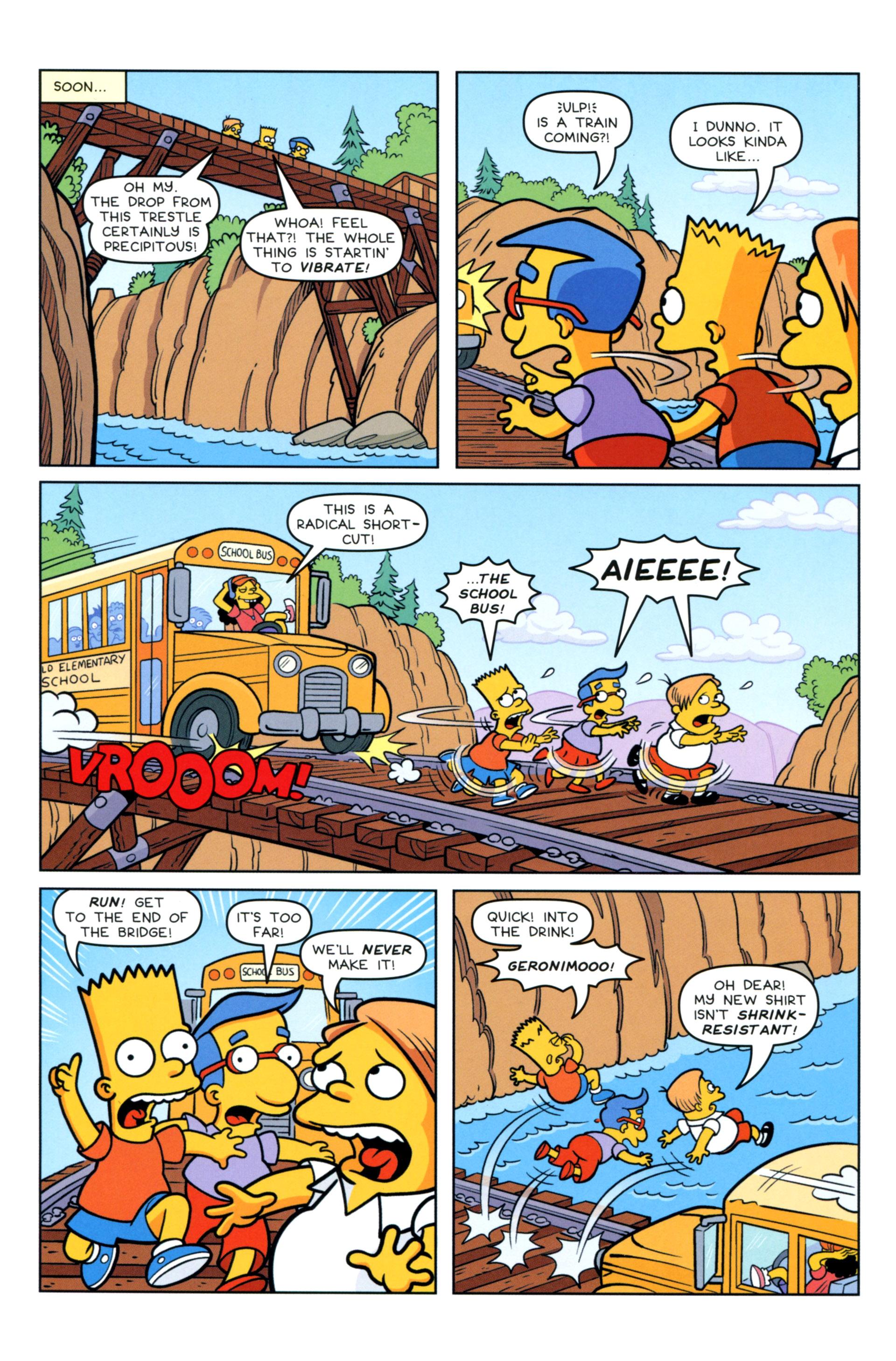 Read online Simpsons Comics Presents Bart Simpson comic -  Issue #83 - 4