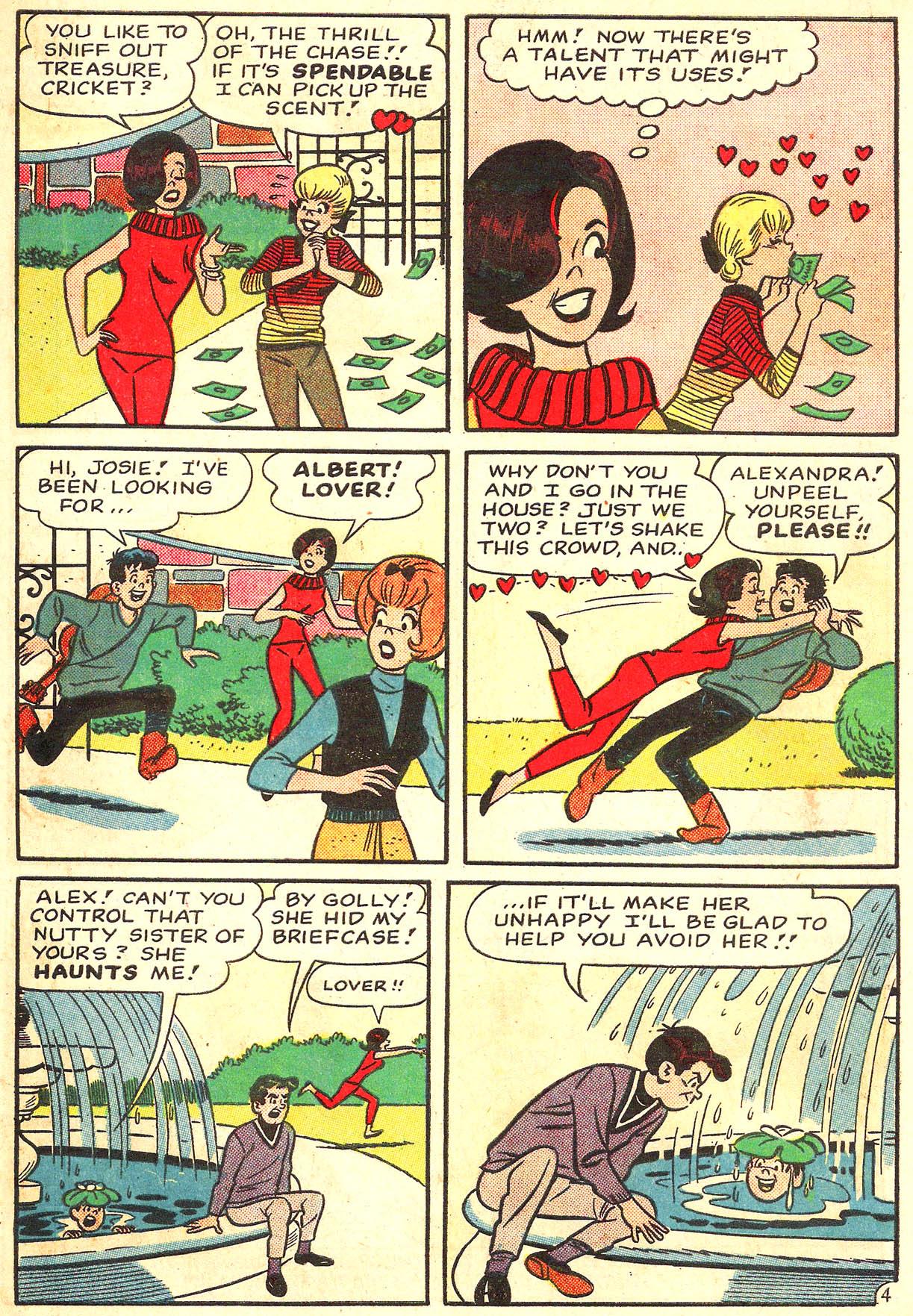 Read online She's Josie comic -  Issue #12 - 23