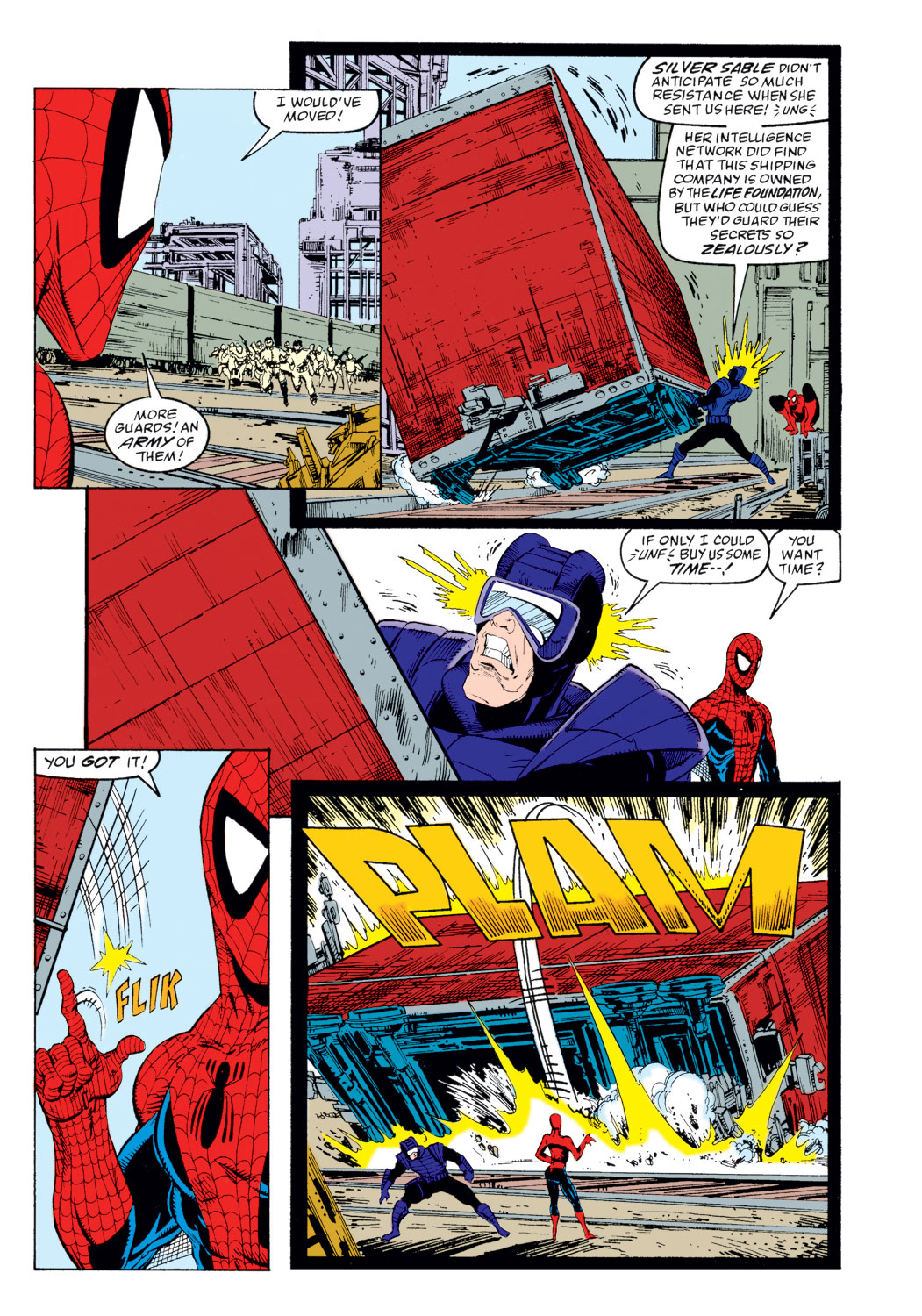 The Amazing Spider-Man (1963) 321 Page 3
