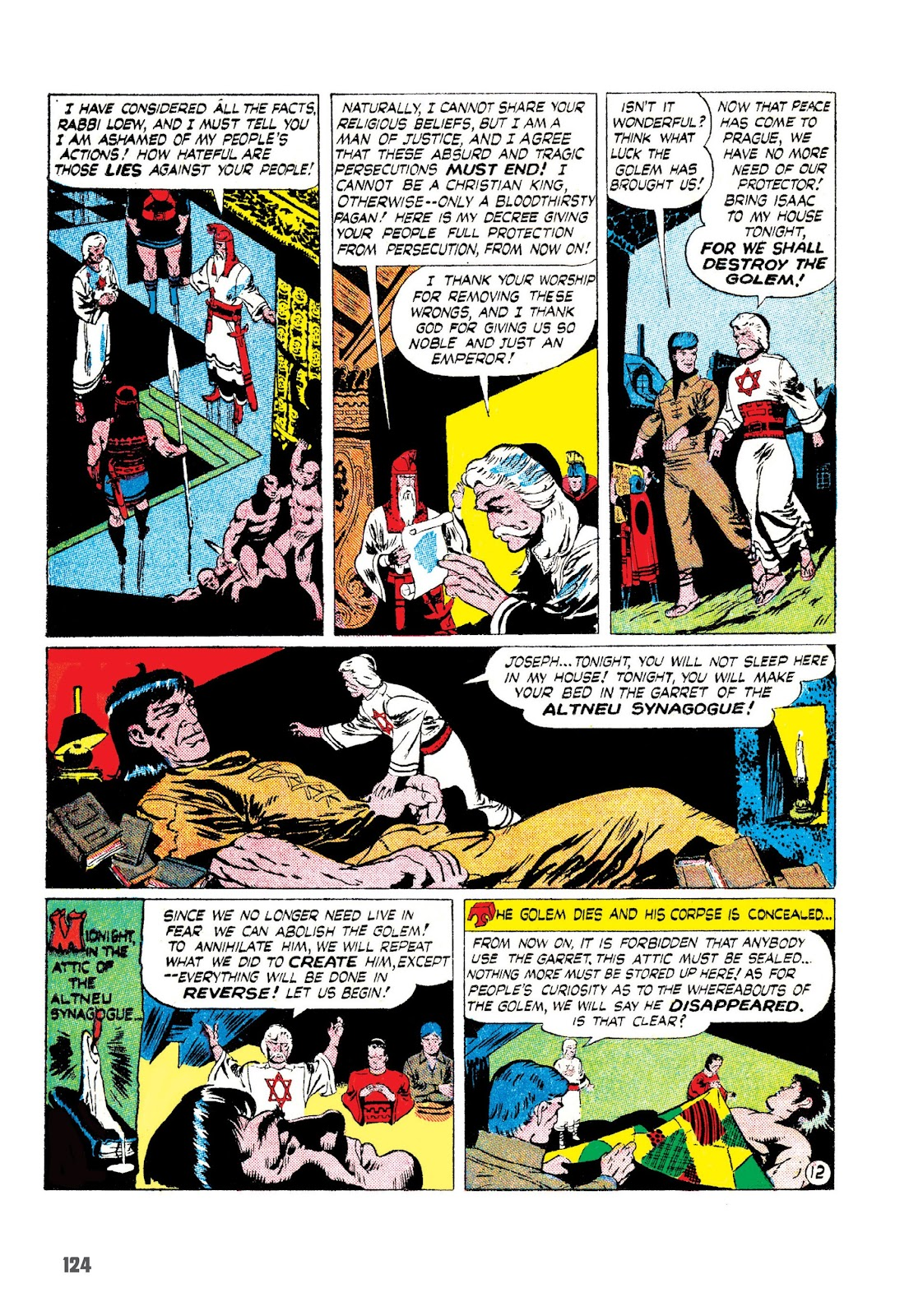 Read online The Joe Kubert Archives comic -  Issue # TPB (Part 2) - 35