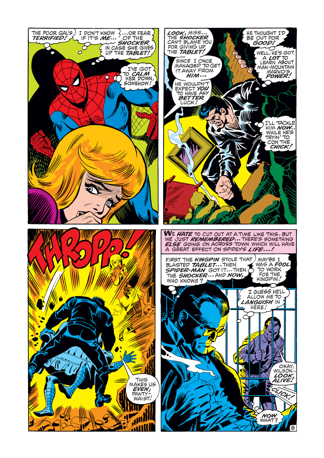 The Amazing Spider-Man (1963) 73 Page 8