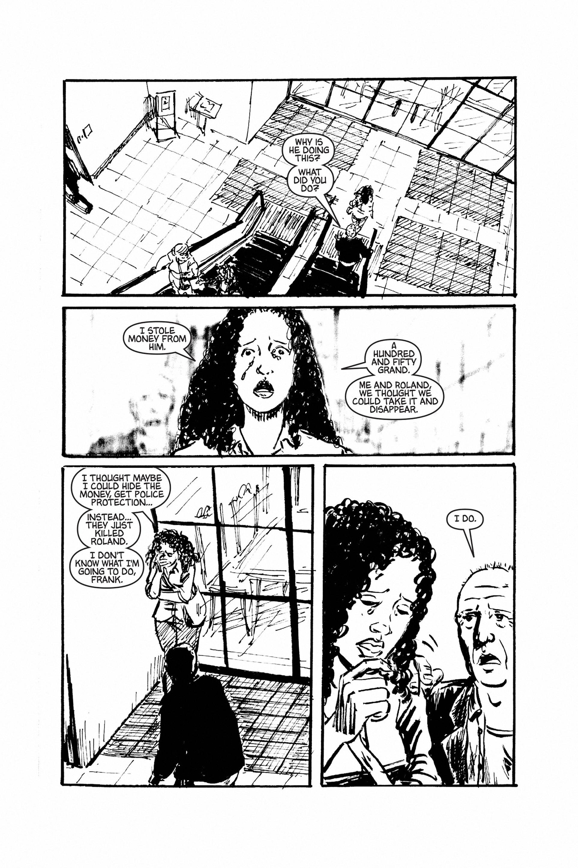 Read online Tumor comic -  Issue # TPB - 99