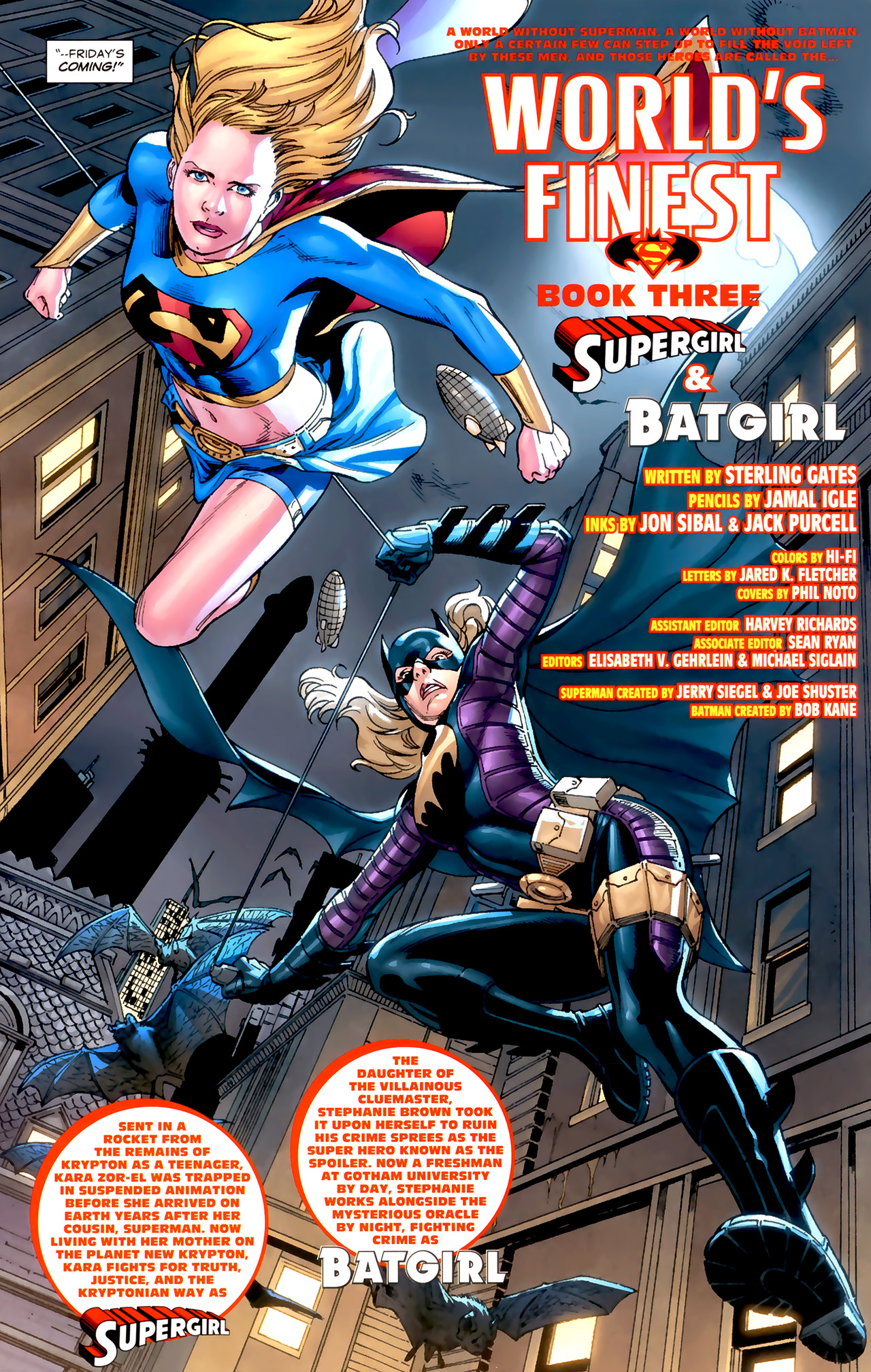 Read online World's Finest (2009) comic -  Issue #3 - 10