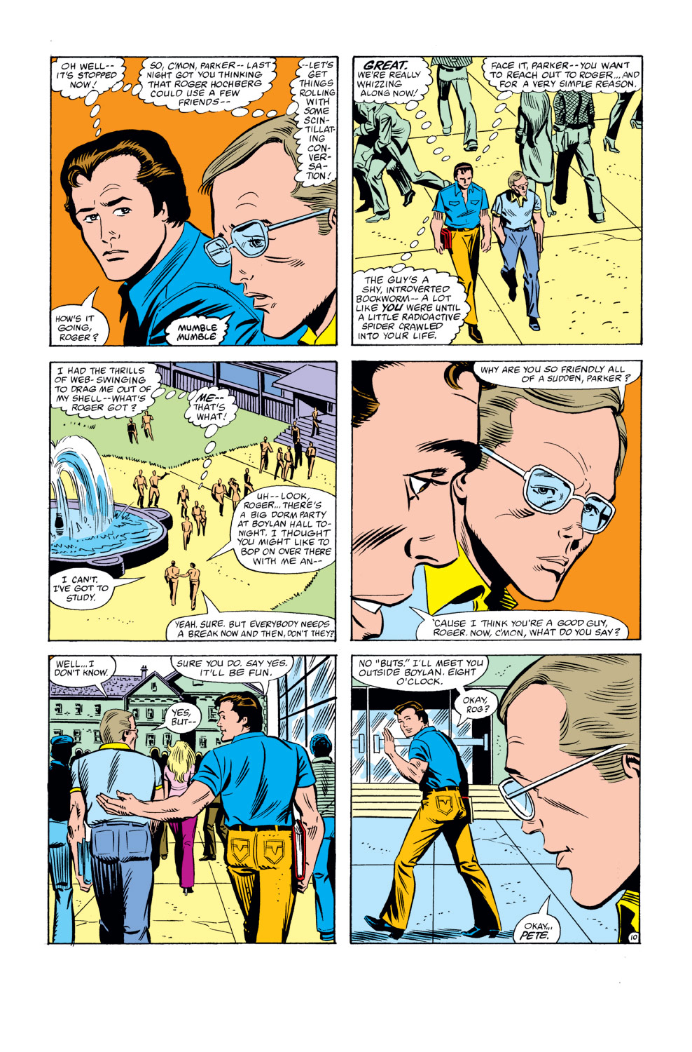 The Amazing Spider-Man (1963) 223 Page 10