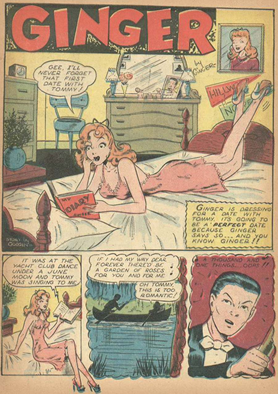 Zip Comics issue 47 - Page 14