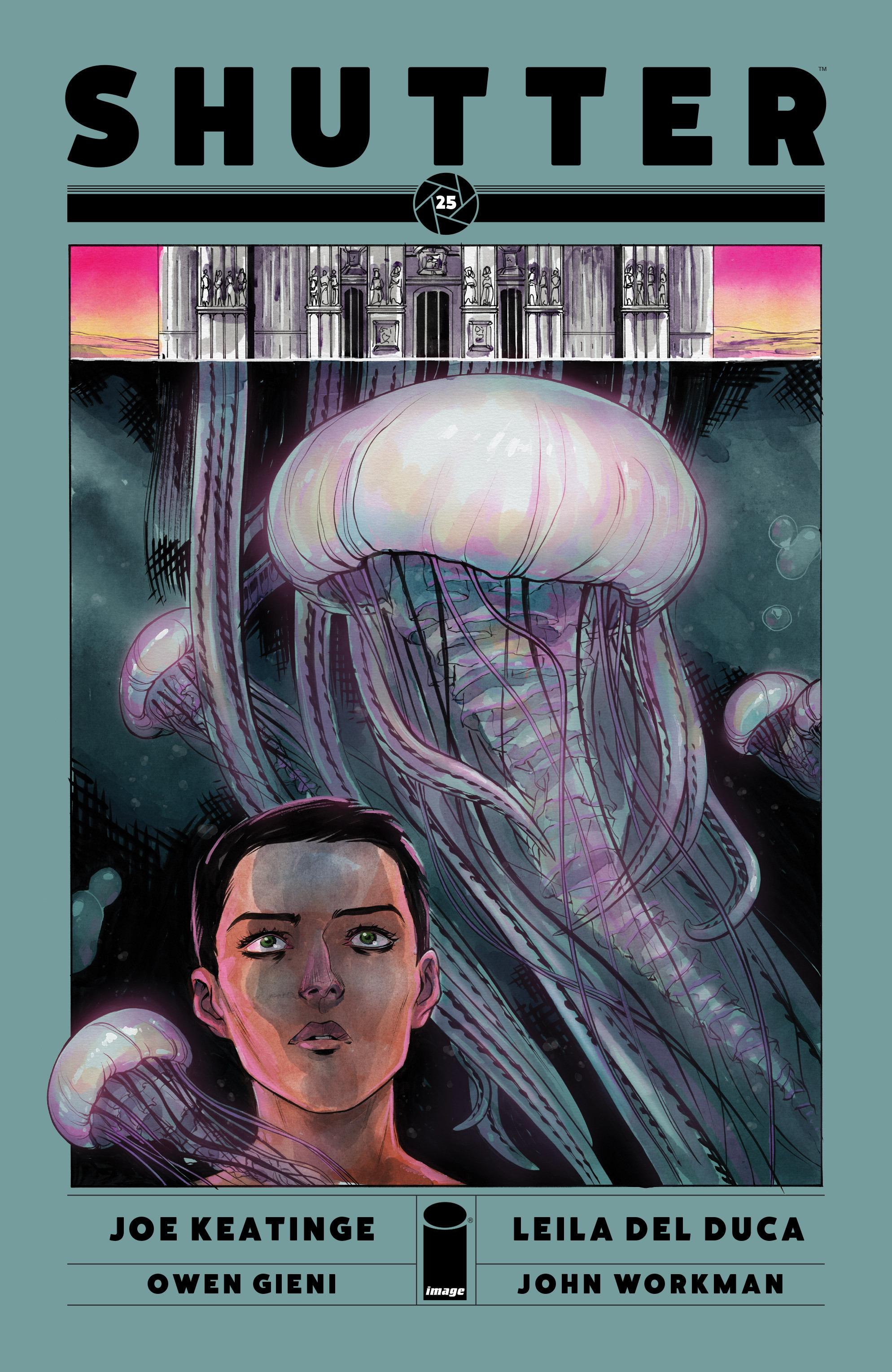 Read online Shutter comic -  Issue #25 - 1