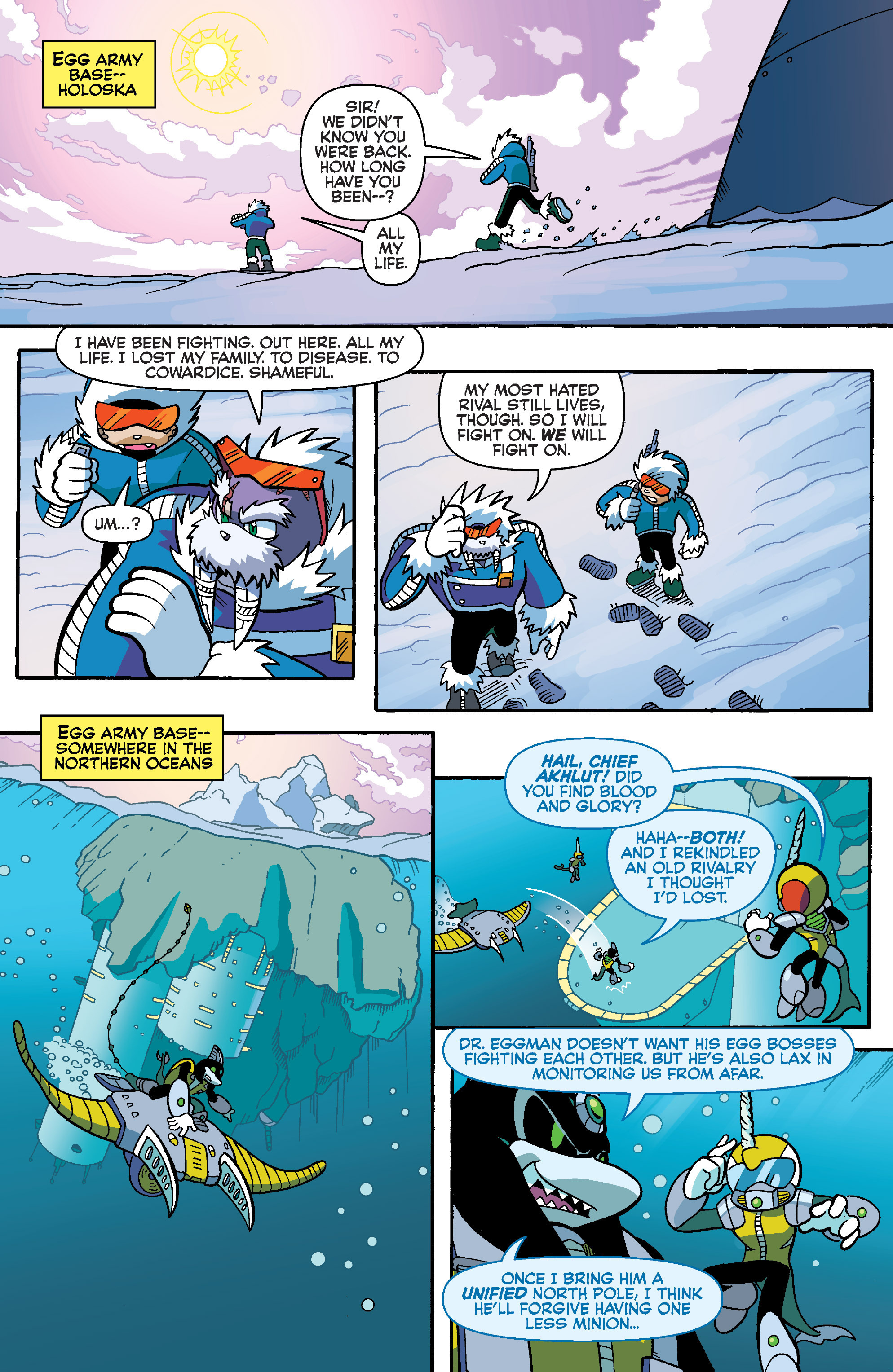 Read online Sonic Universe comic -  Issue #86 - 18
