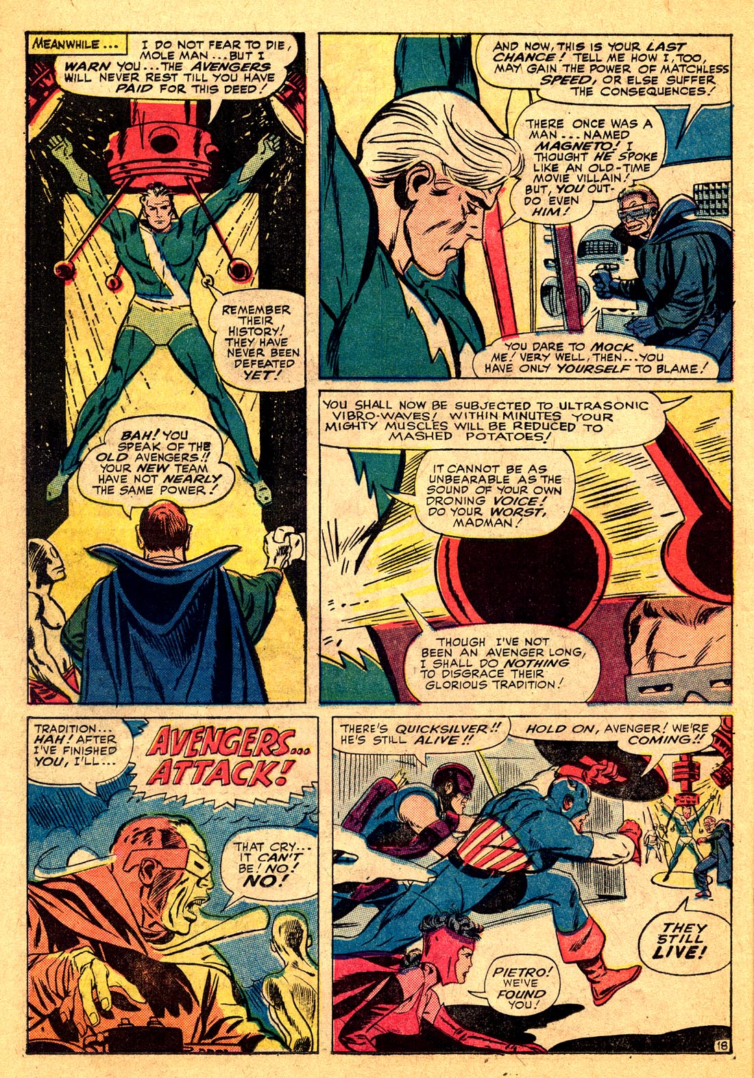 The Avengers (1963) 17 Page 18