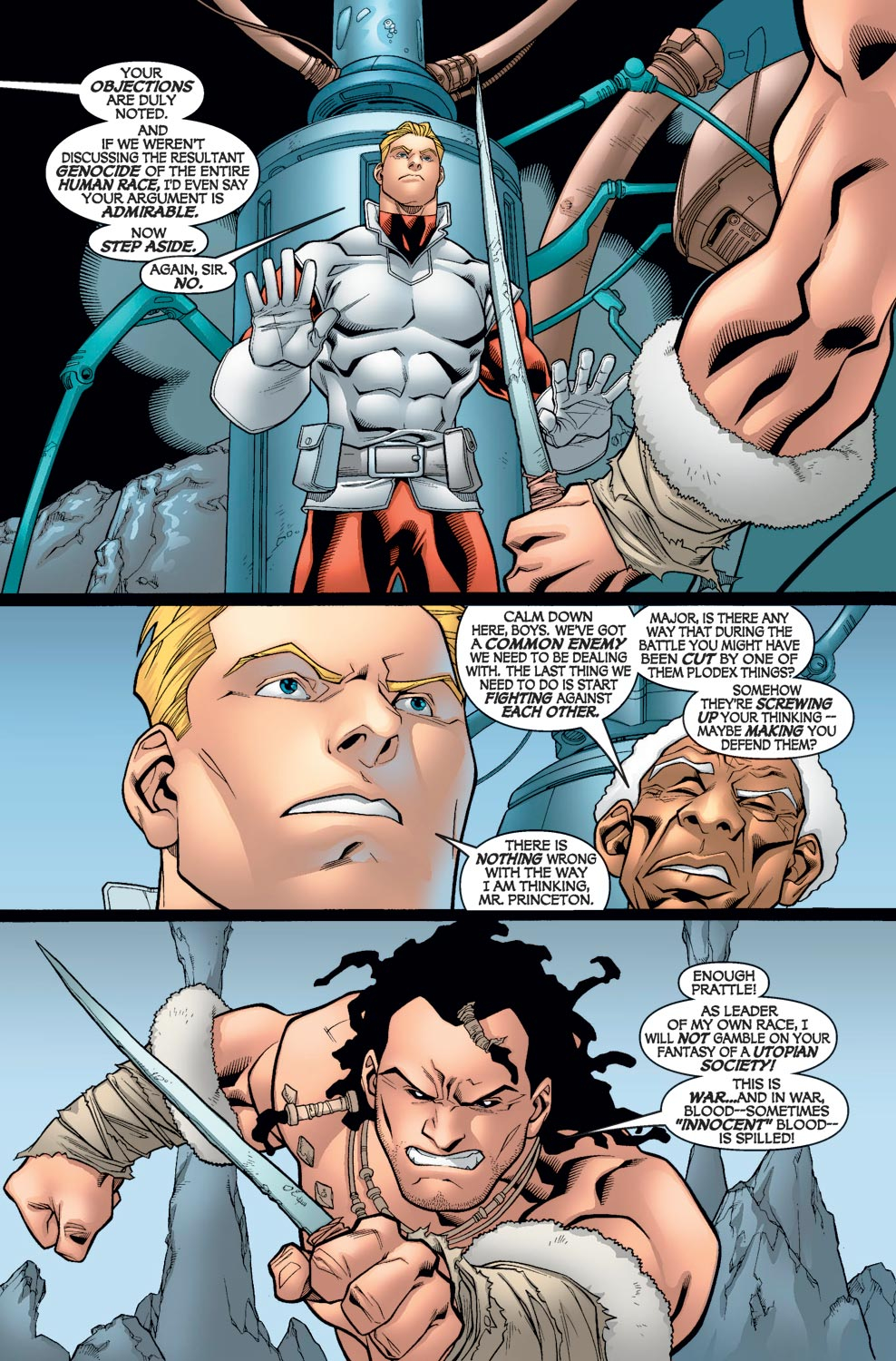 Alpha Flight (2004) issue 6 - Page 9