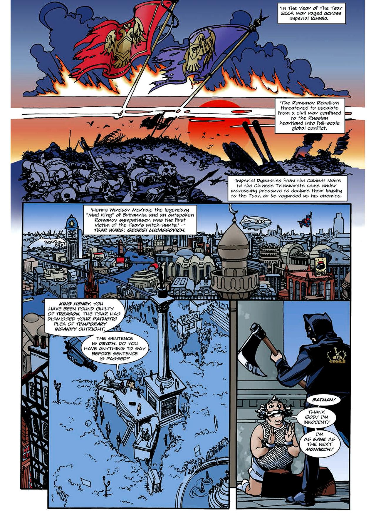 Read online Nikolai Dante comic -  Issue # TPB 4 - 102