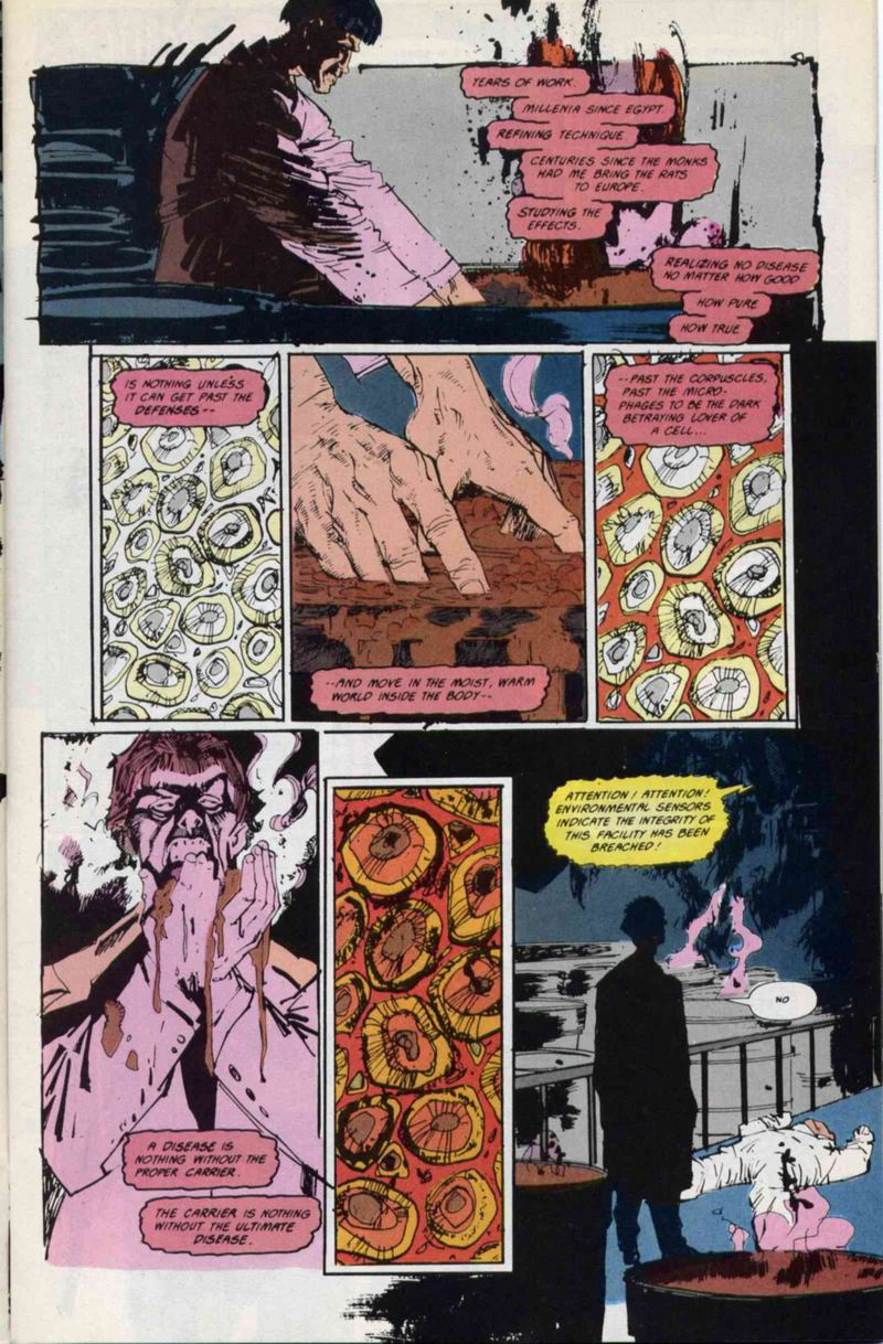 Read online Doctor Zero comic -  Issue #4 - 9