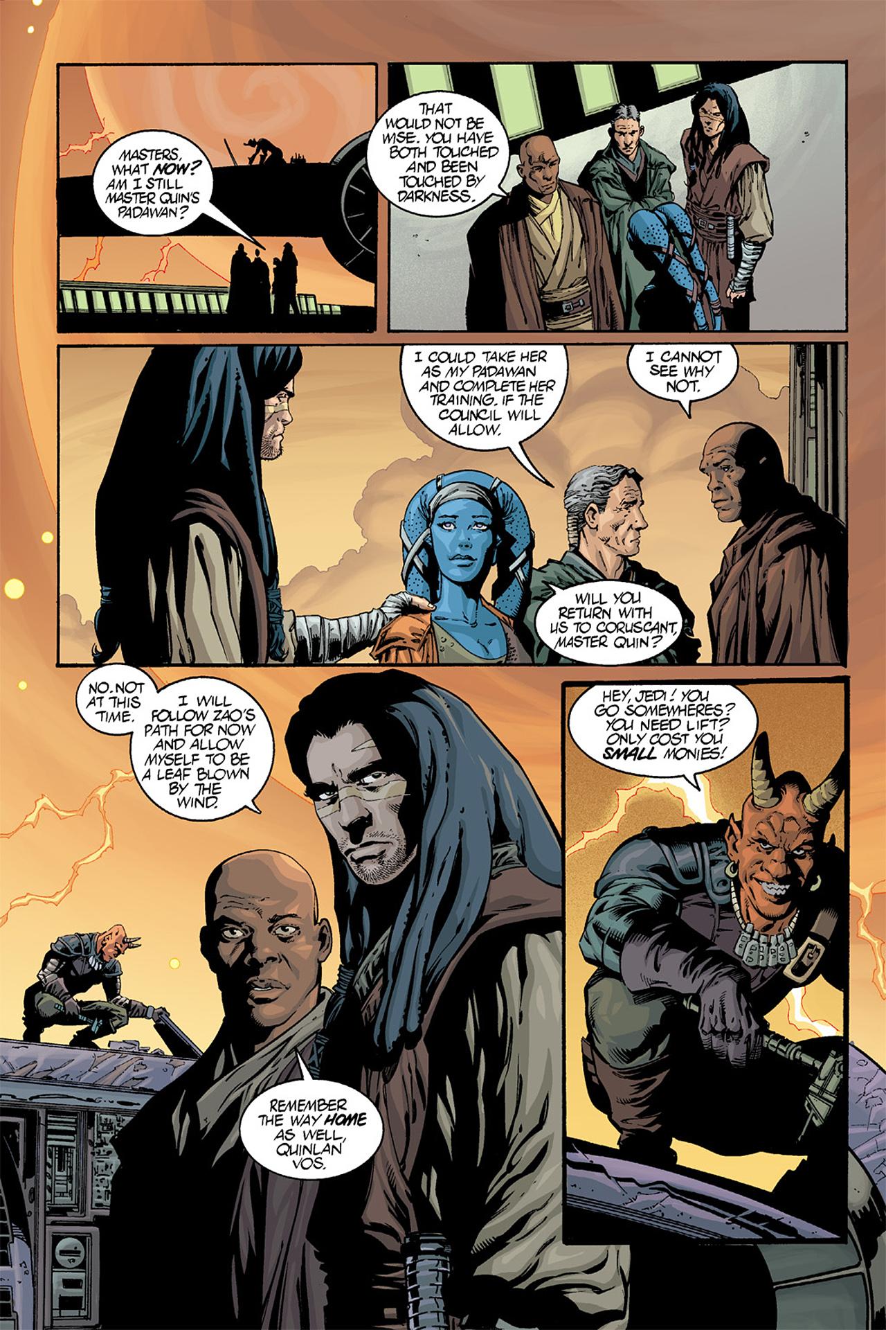 Read online Star Wars Omnibus comic -  Issue # Vol. 15 - 272