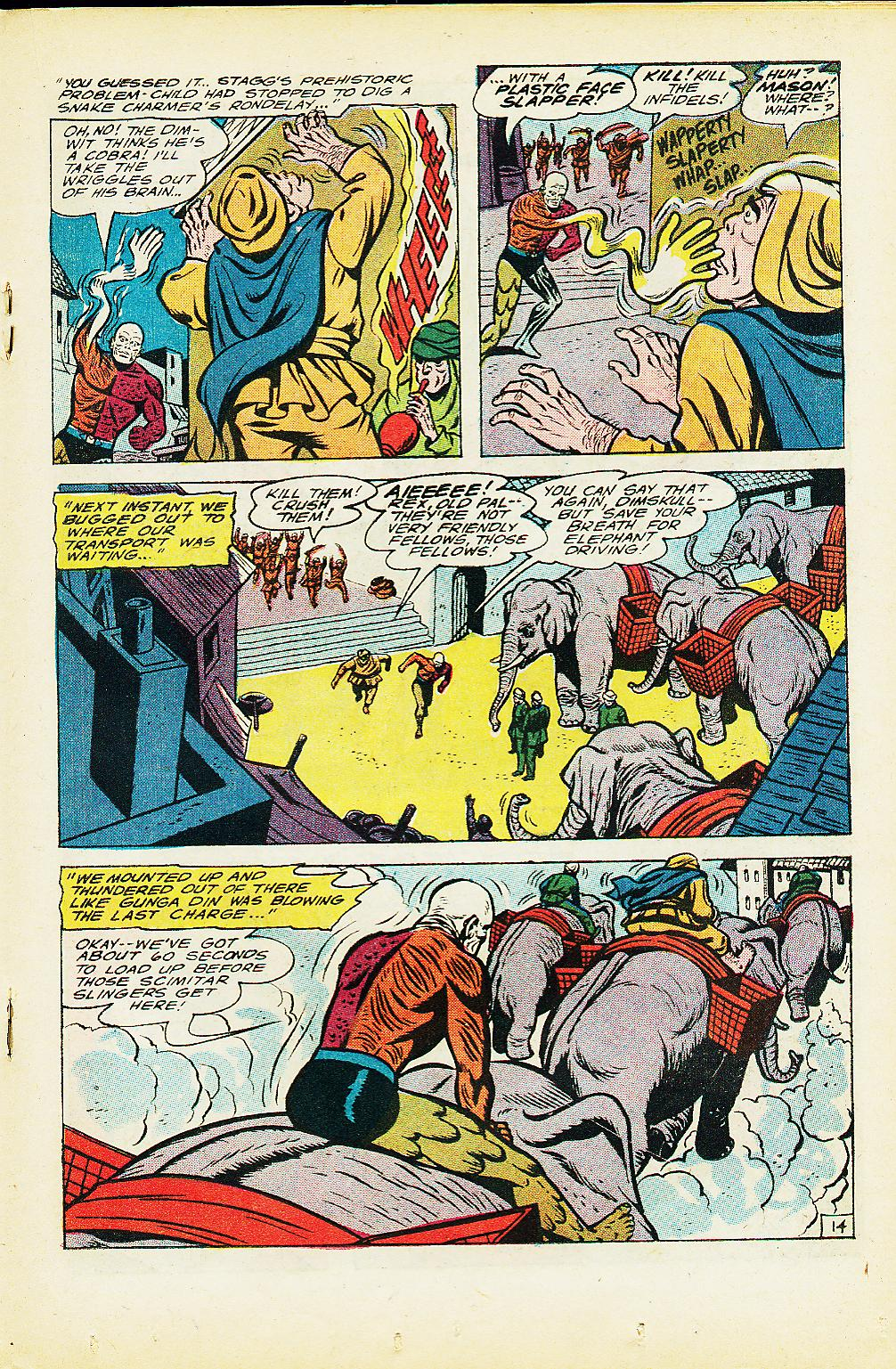 Metamorpho (1965) issue 6 - Page 19