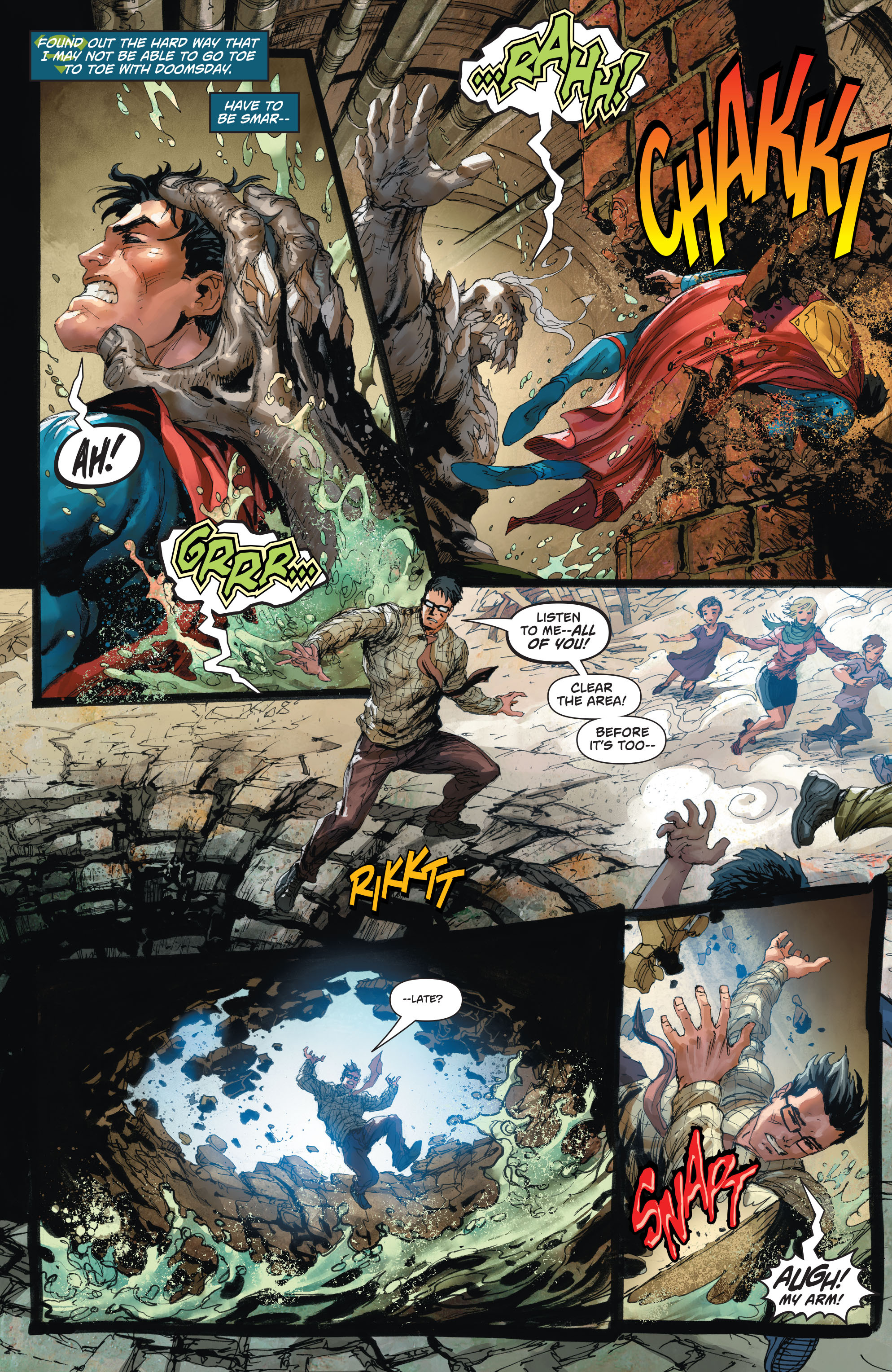 Read online Action Comics (2016) comic -  Issue #959 - 11