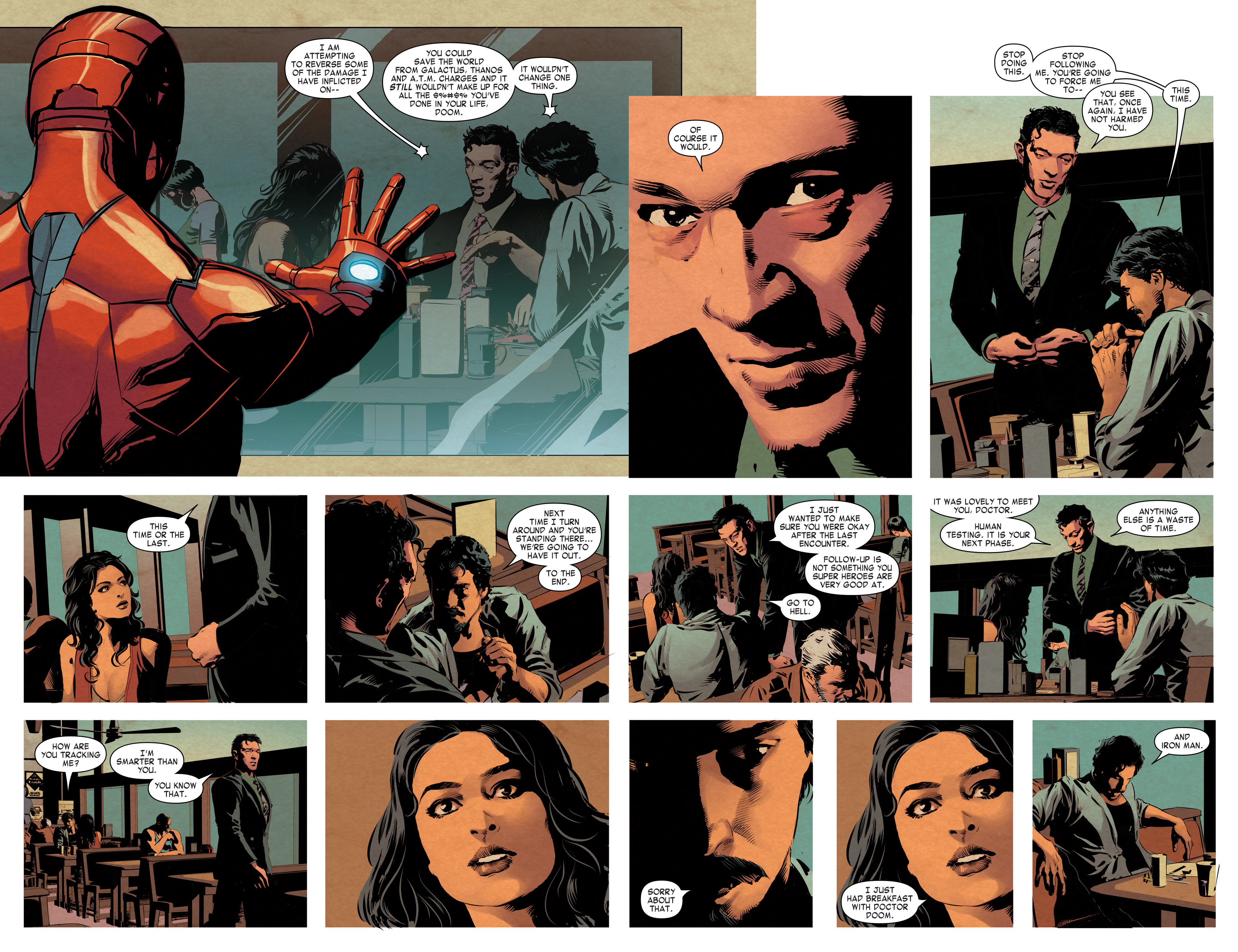 Read online True Believers: Invincible Iron Man-The War Machines comic -  Issue # Full - 19