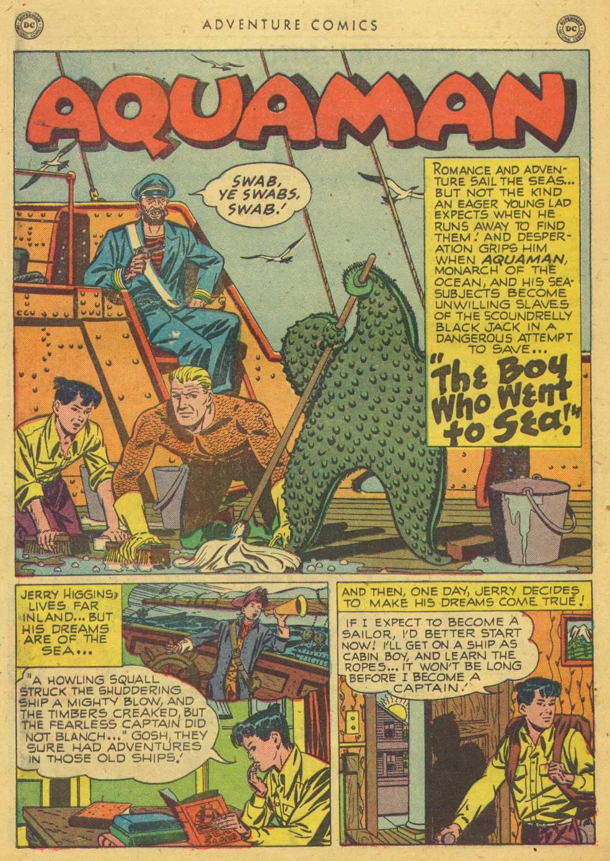 Read online Adventure Comics (1938) comic -  Issue #150 - 14