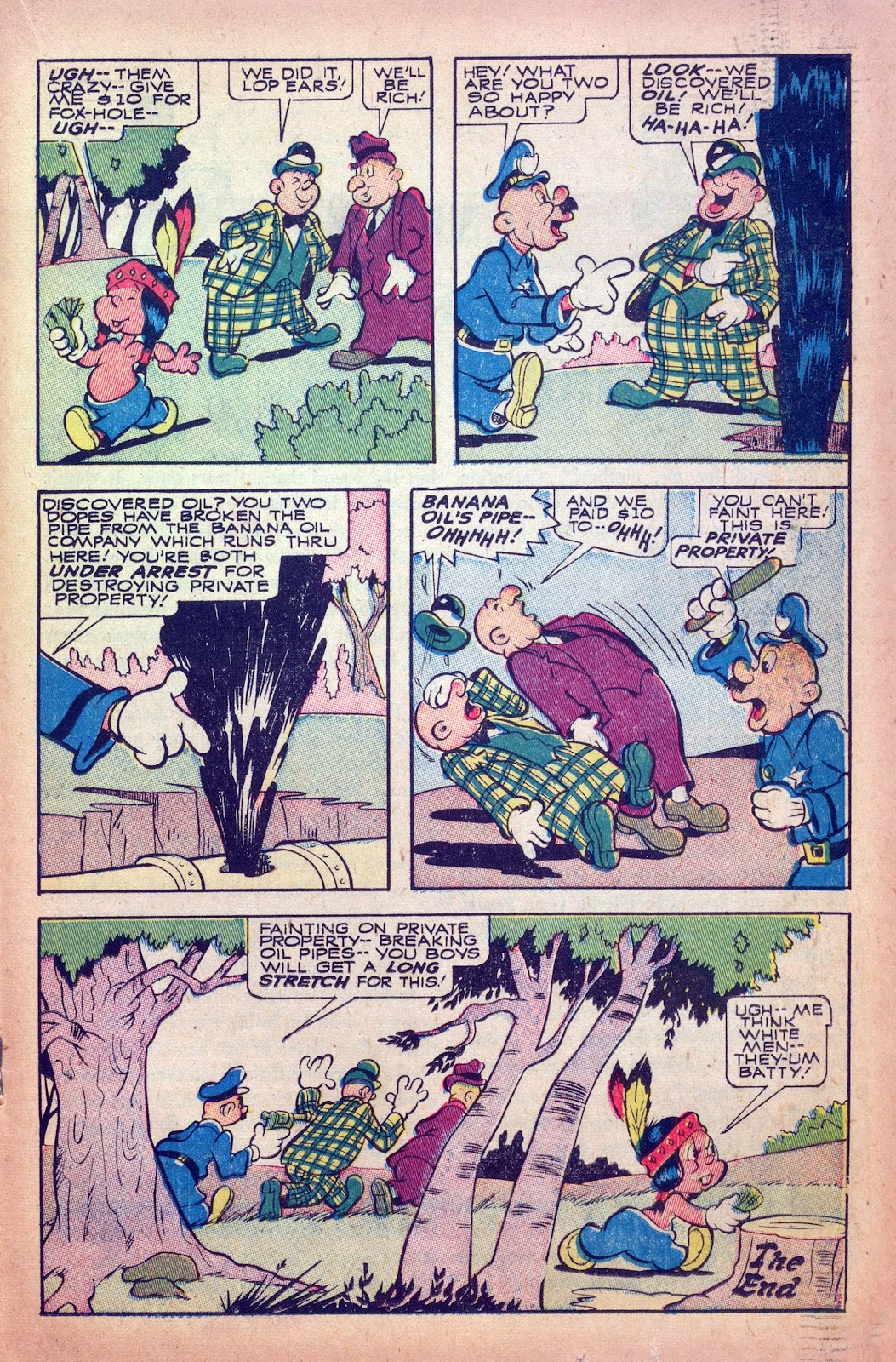 Read online Joker Comics comic -  Issue #21 - 19