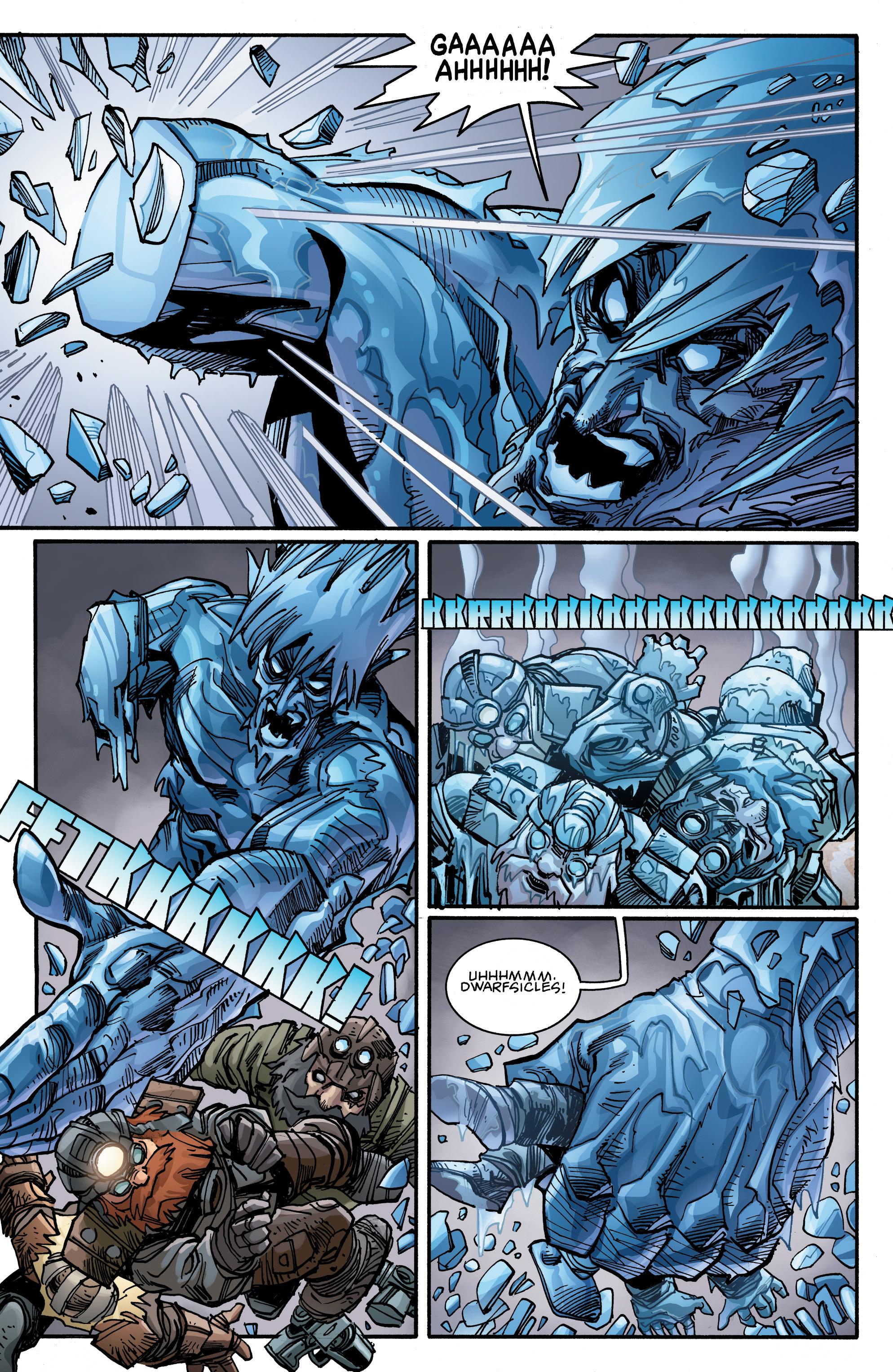 Read online Ragnarok comic -  Issue #9 - 13