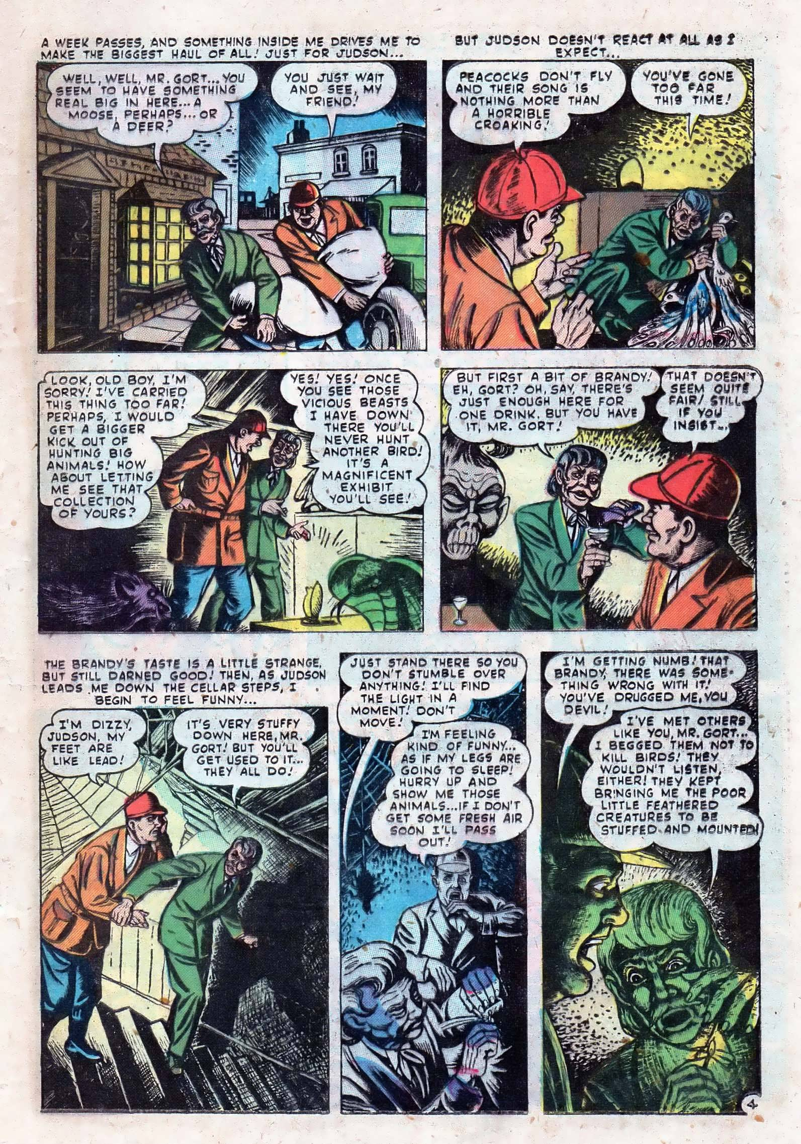Read online Adventures into Weird Worlds comic -  Issue #10 - 24