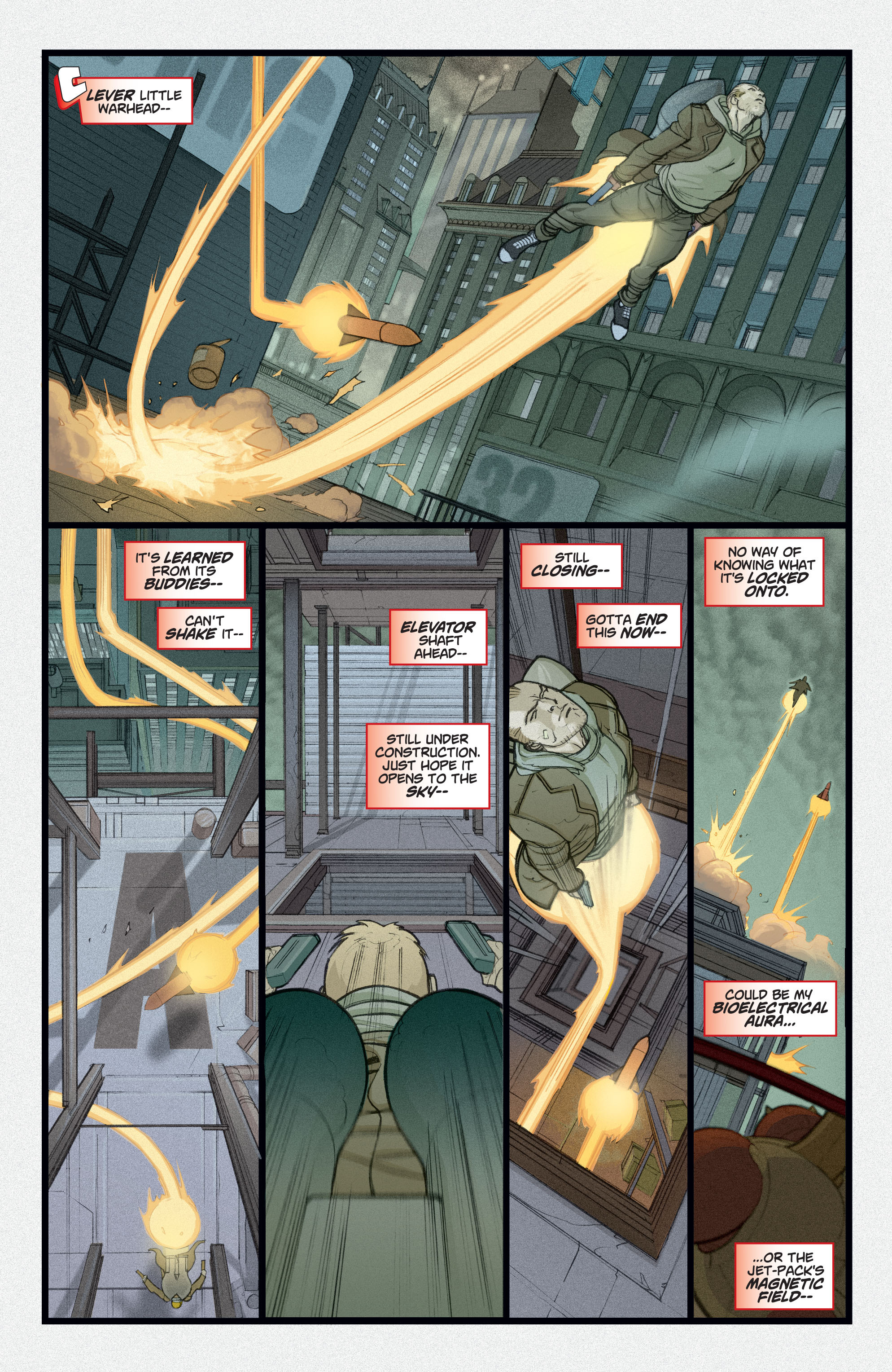 Read online Adam Strange (2004) comic -  Issue #2 - 8