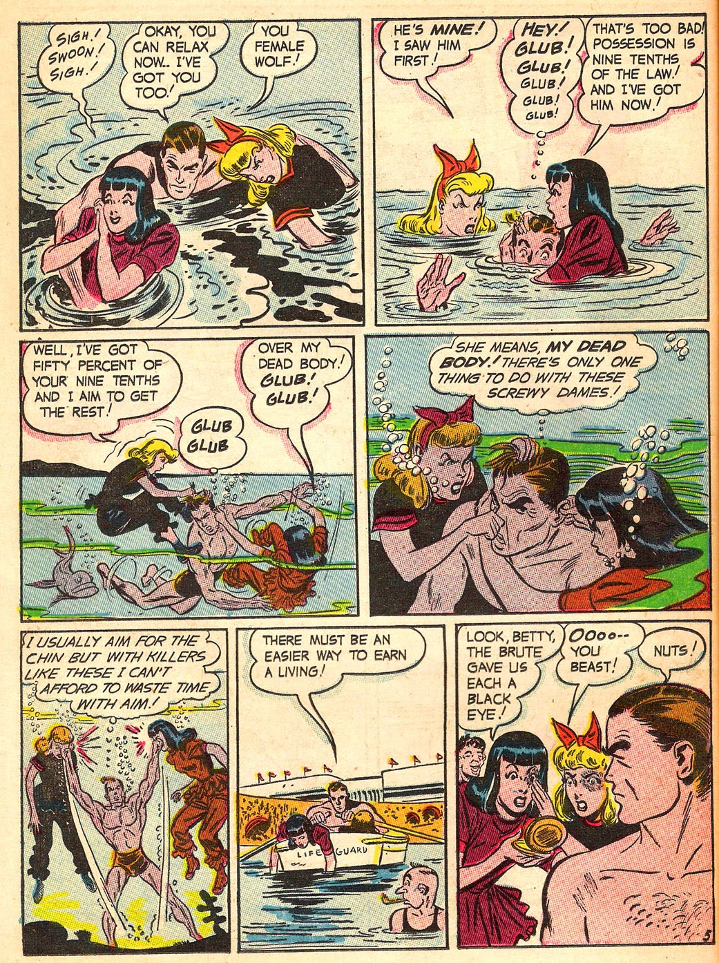 Archie Comics issue 027 - Page 38