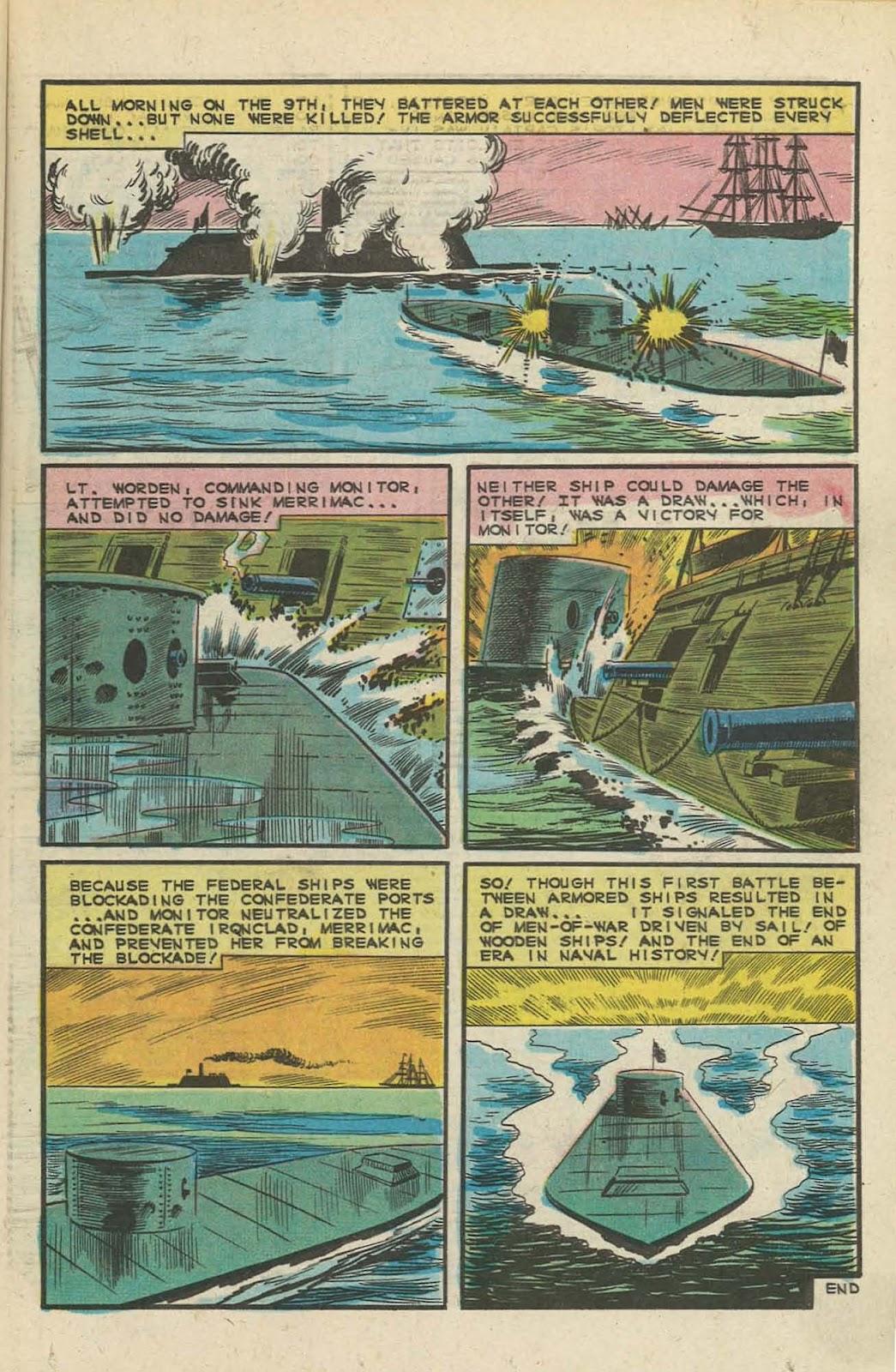 Read online Fightin' Navy comic -  Issue #129 - 21