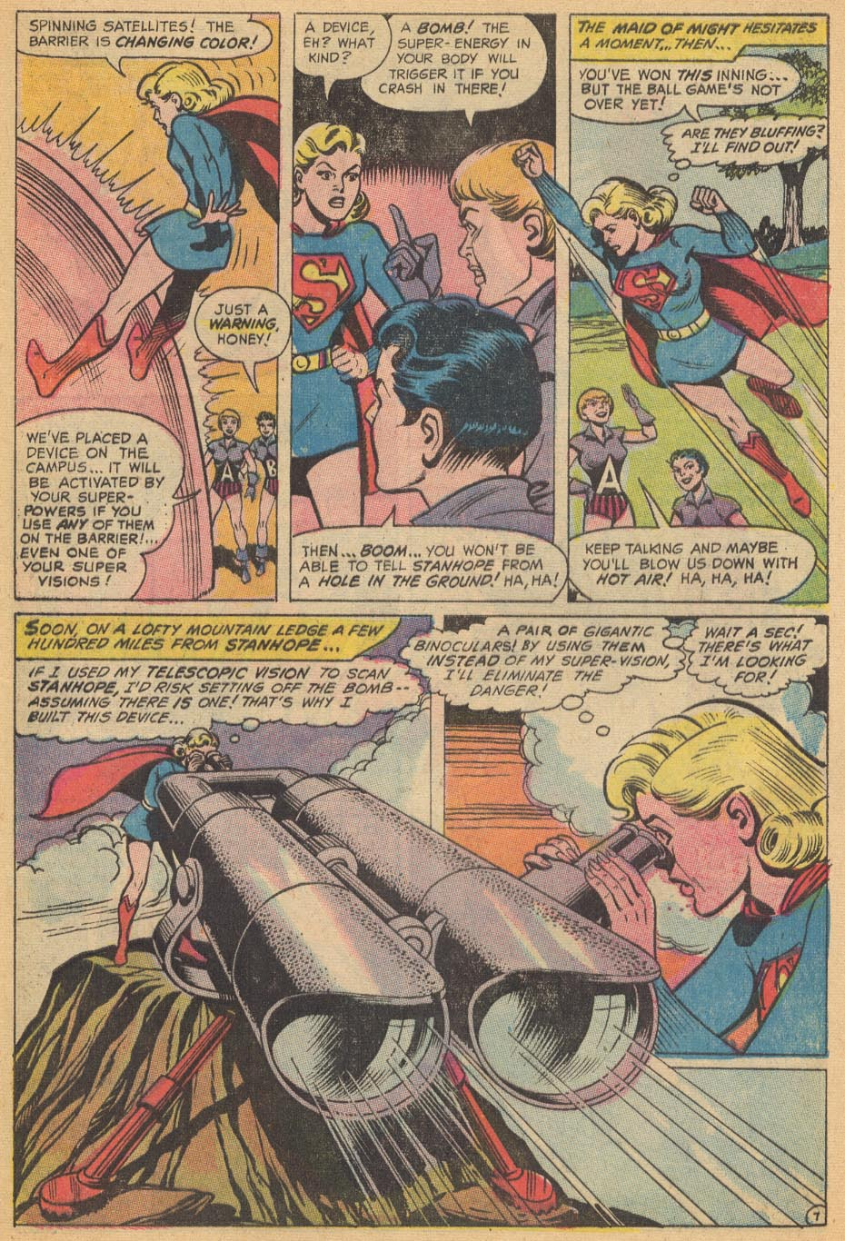 Read online Action Comics (1938) comic -  Issue #366 - 29