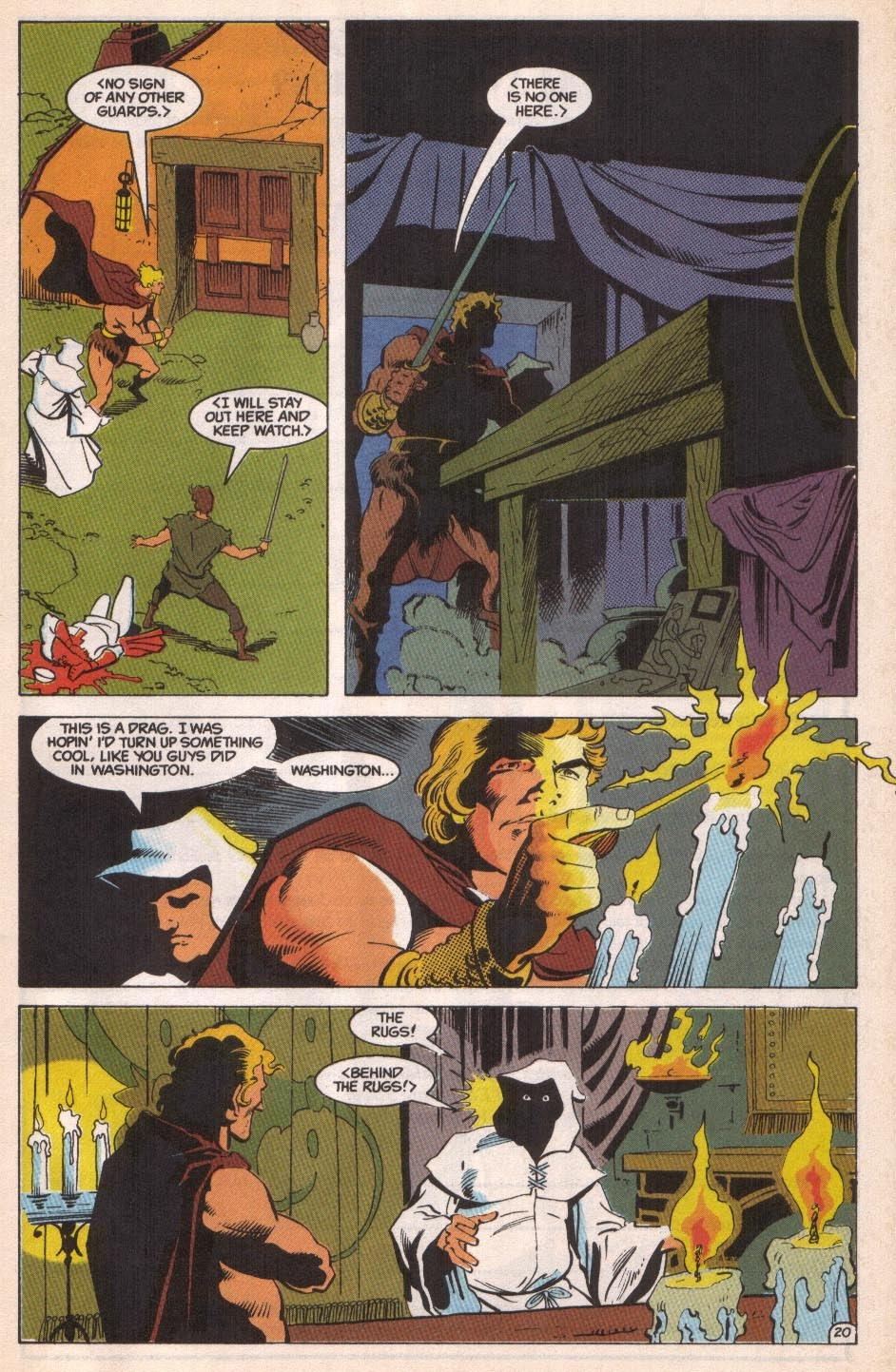 Time Masters issue 5 - Page 25