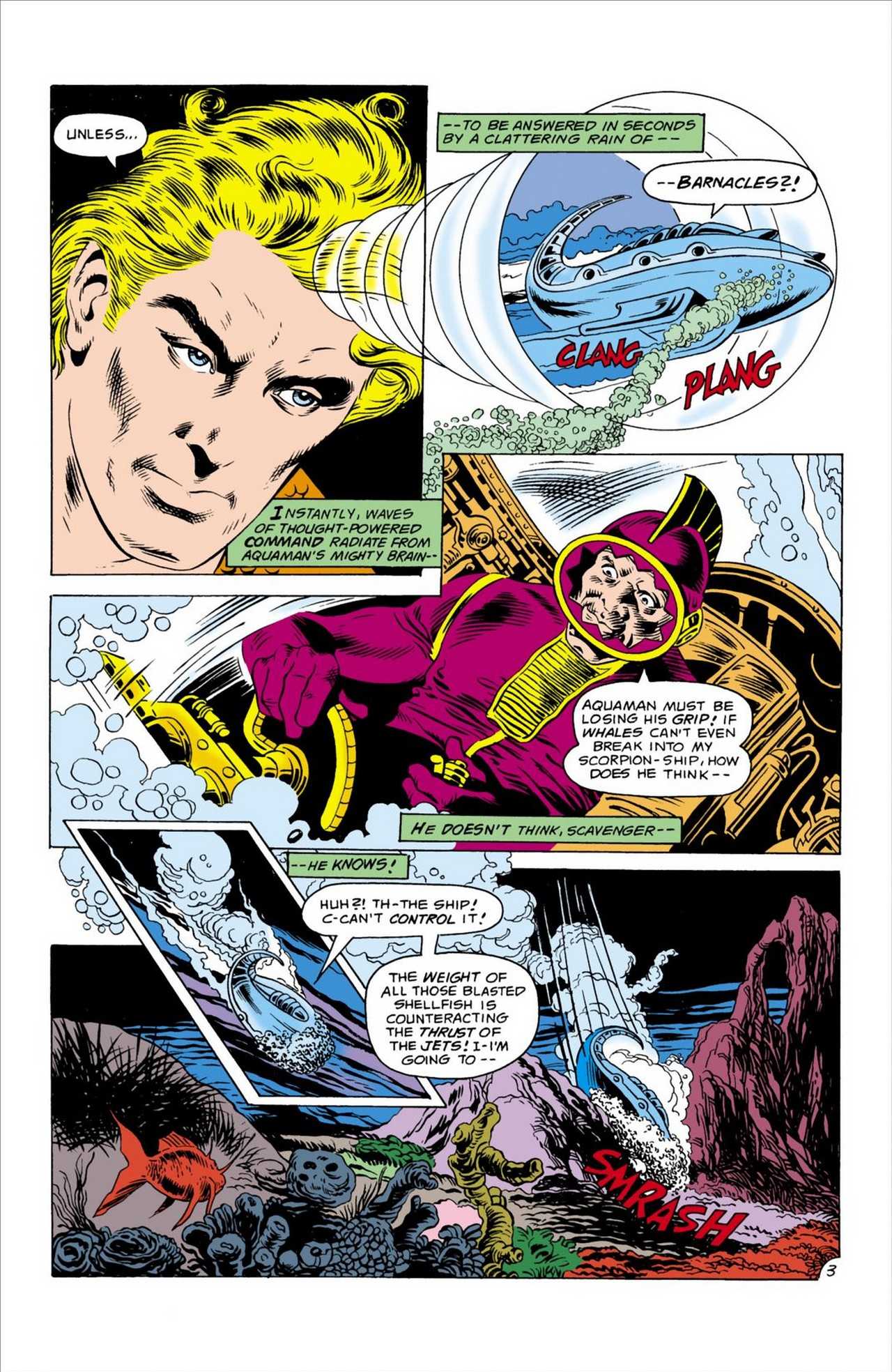 Read online Aquaman (1962) comic -  Issue #60 - 4