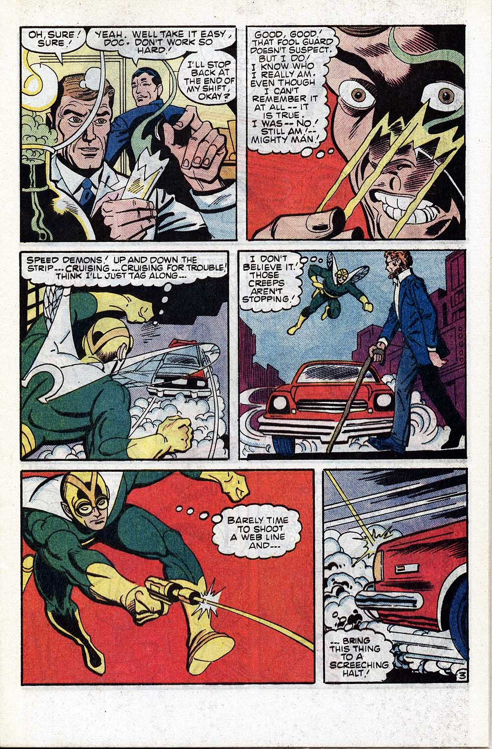 Read online The Fly (1983) comic -  Issue #4 - 5