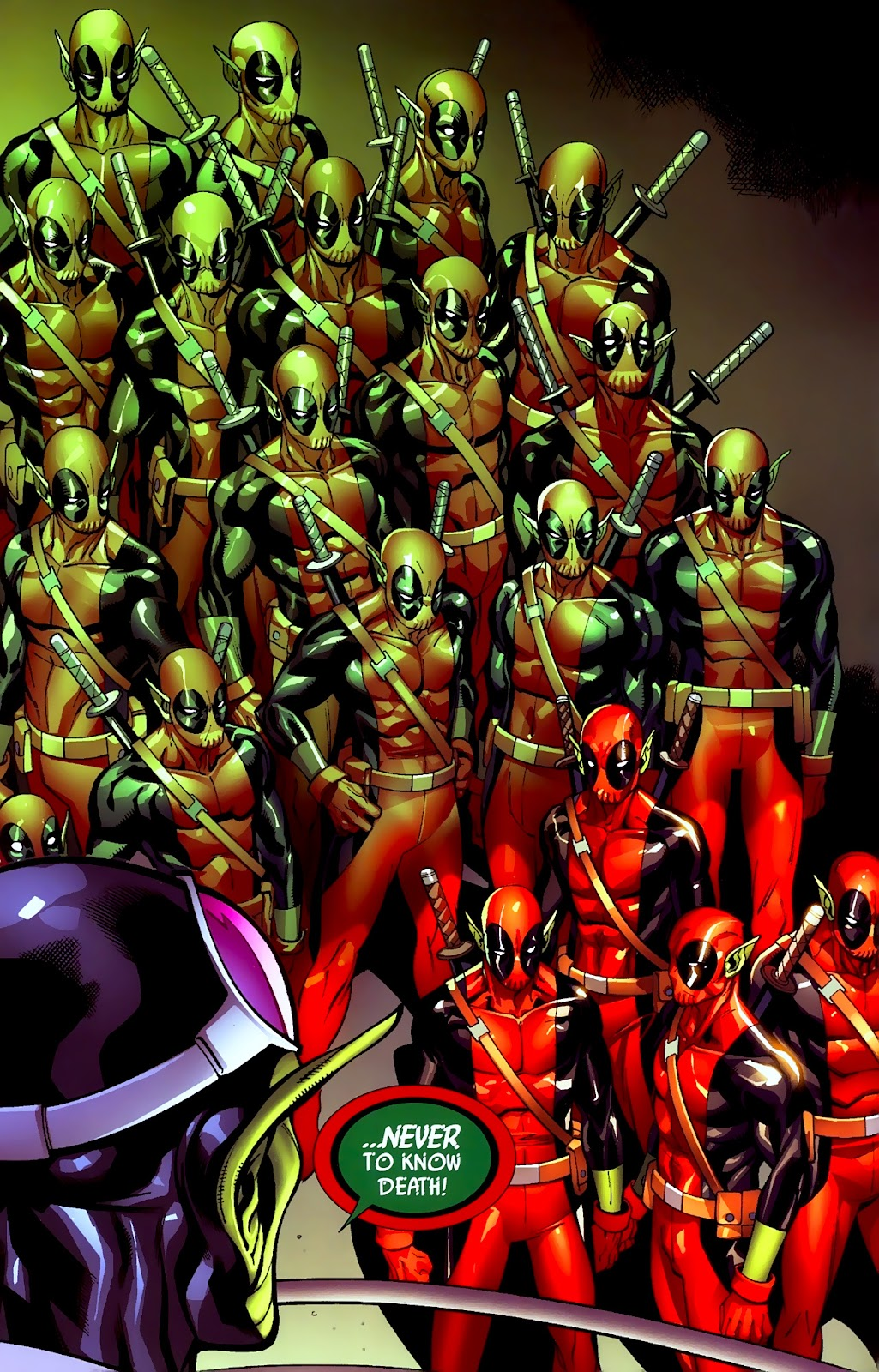 Read online Deadpool (2008) comic -  Issue #2 - 10