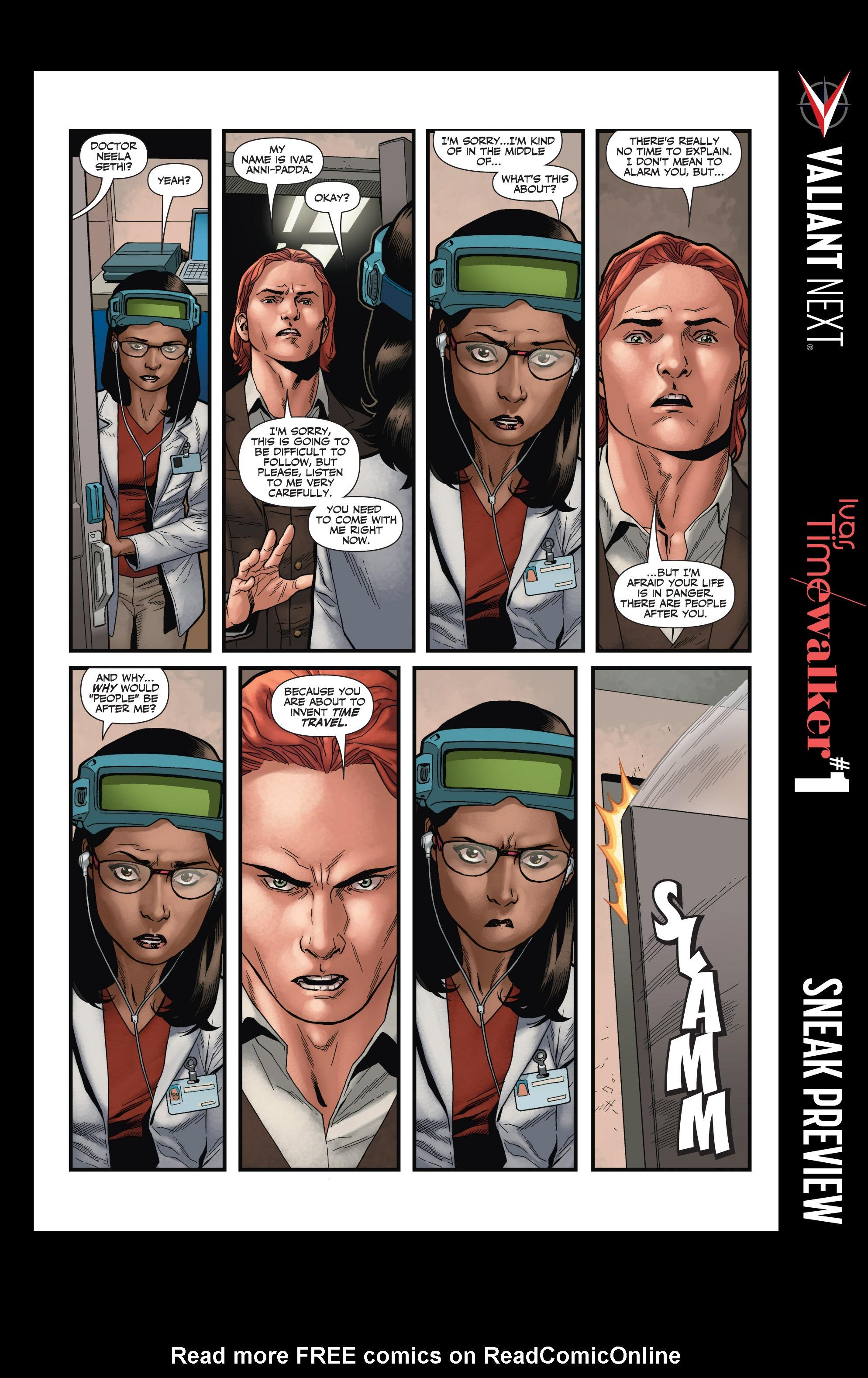 Read online Eternal Warrior: Days of Steel comic -  Issue #2 - 27