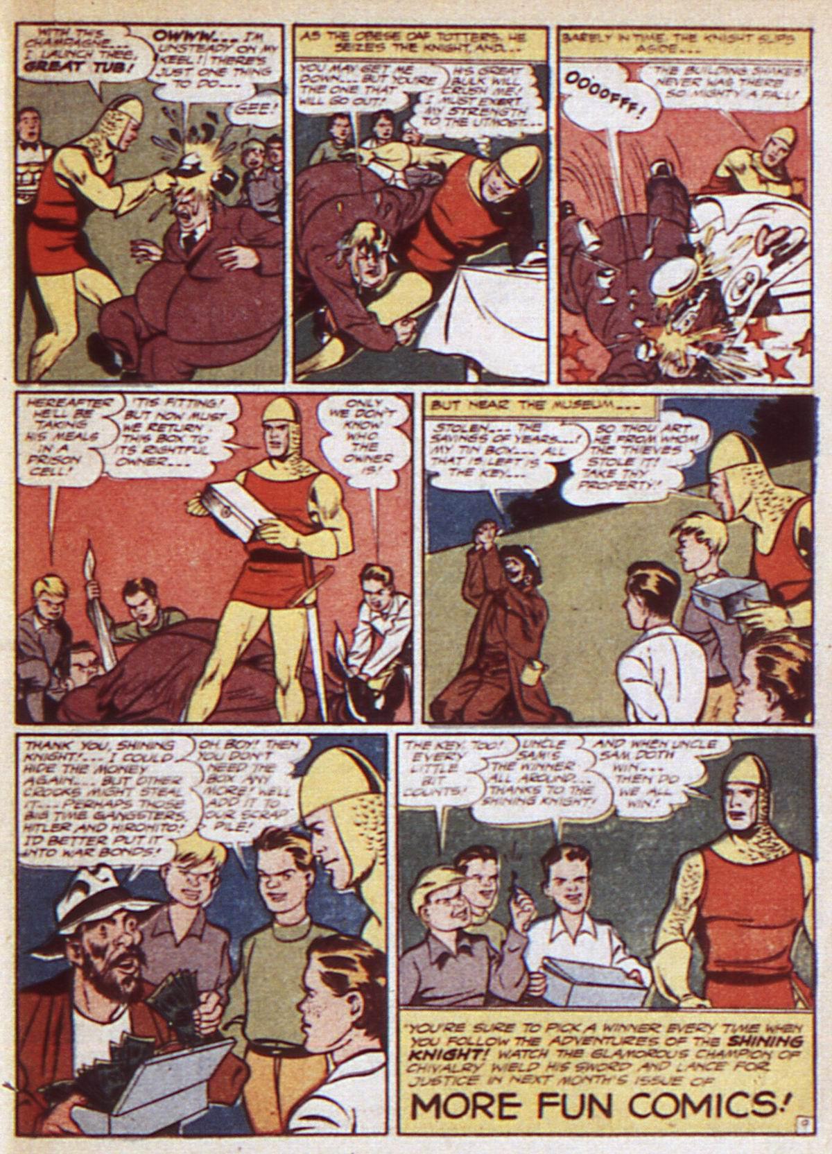 Read online Adventure Comics (1938) comic -  Issue #85 - 35