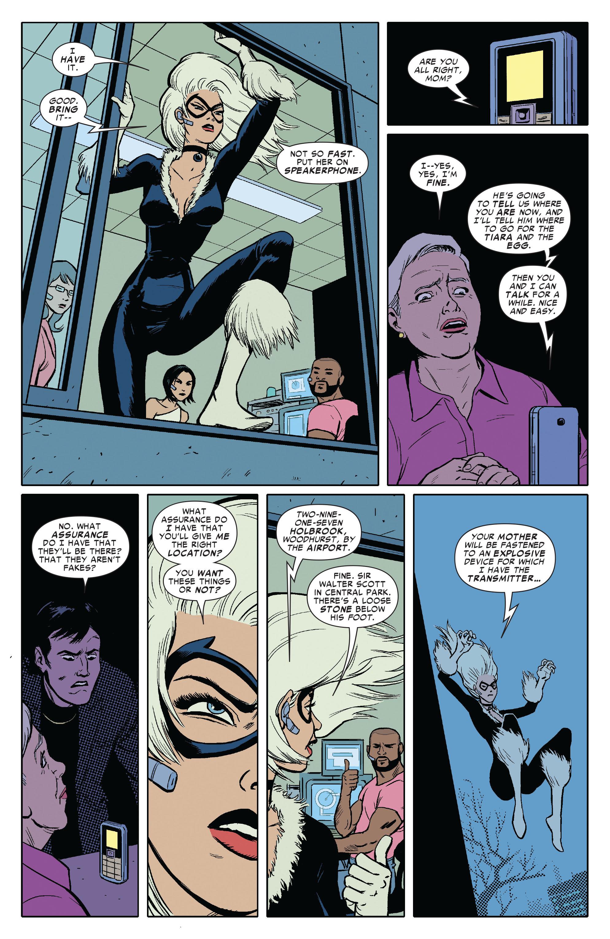 Read online Amazing Spider-Man Presents: Black Cat comic -  Issue #2 - 17