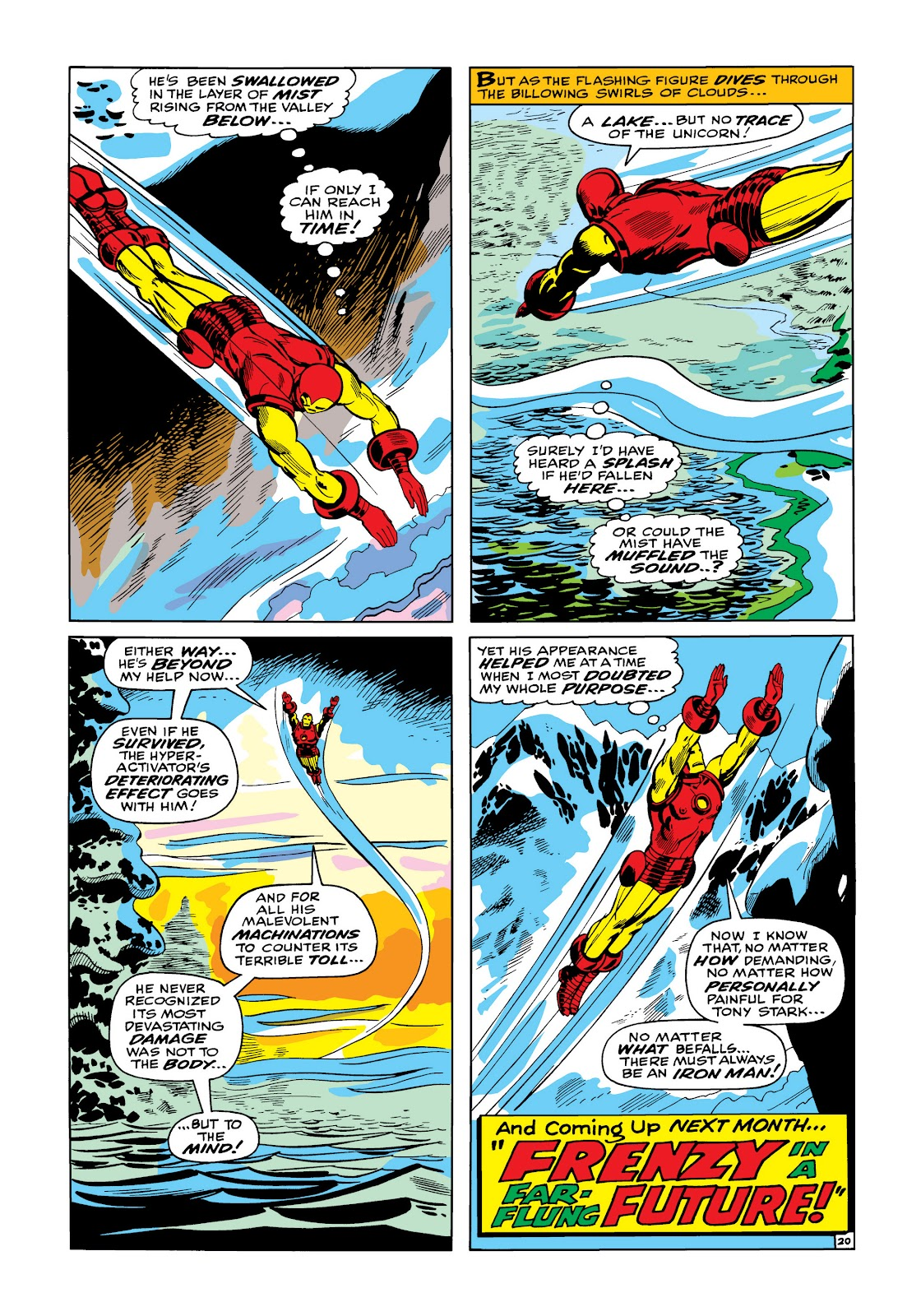 Read online Marvel Masterworks: The Invincible Iron Man comic -  Issue # TPB 5 (Part 1) - 69