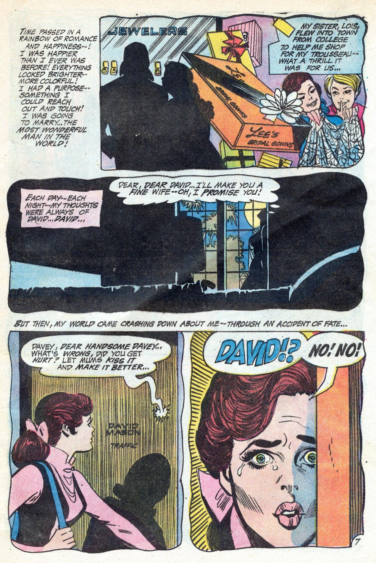 Read online Secret Hearts comic -  Issue #149 - 9