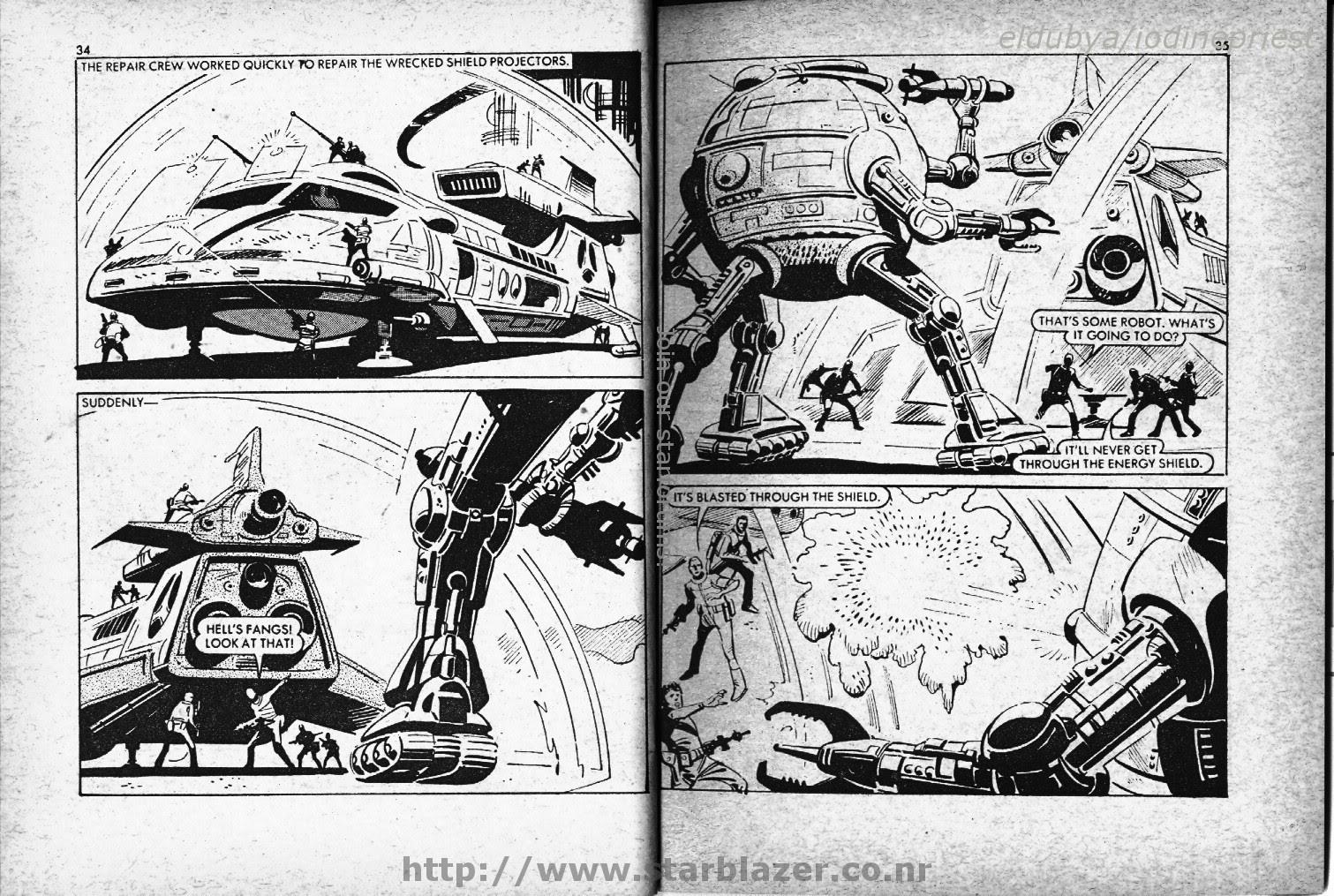 Starblazer issue 60 - Page 19